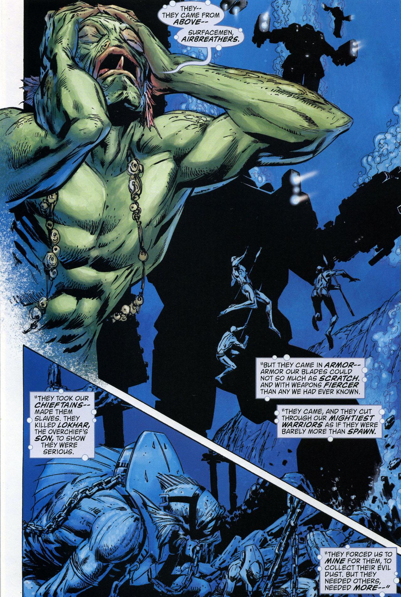 Read online Aquaman: Sword of Atlantis comic -  Issue #44 - 6