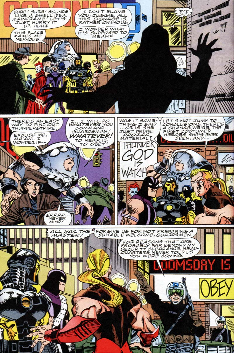Read online A-Next comic -  Issue #10 - 5
