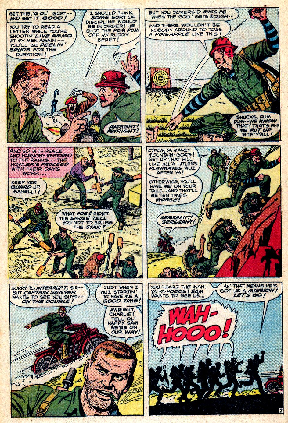 Read online Sgt. Fury comic -  Issue #53 - 4