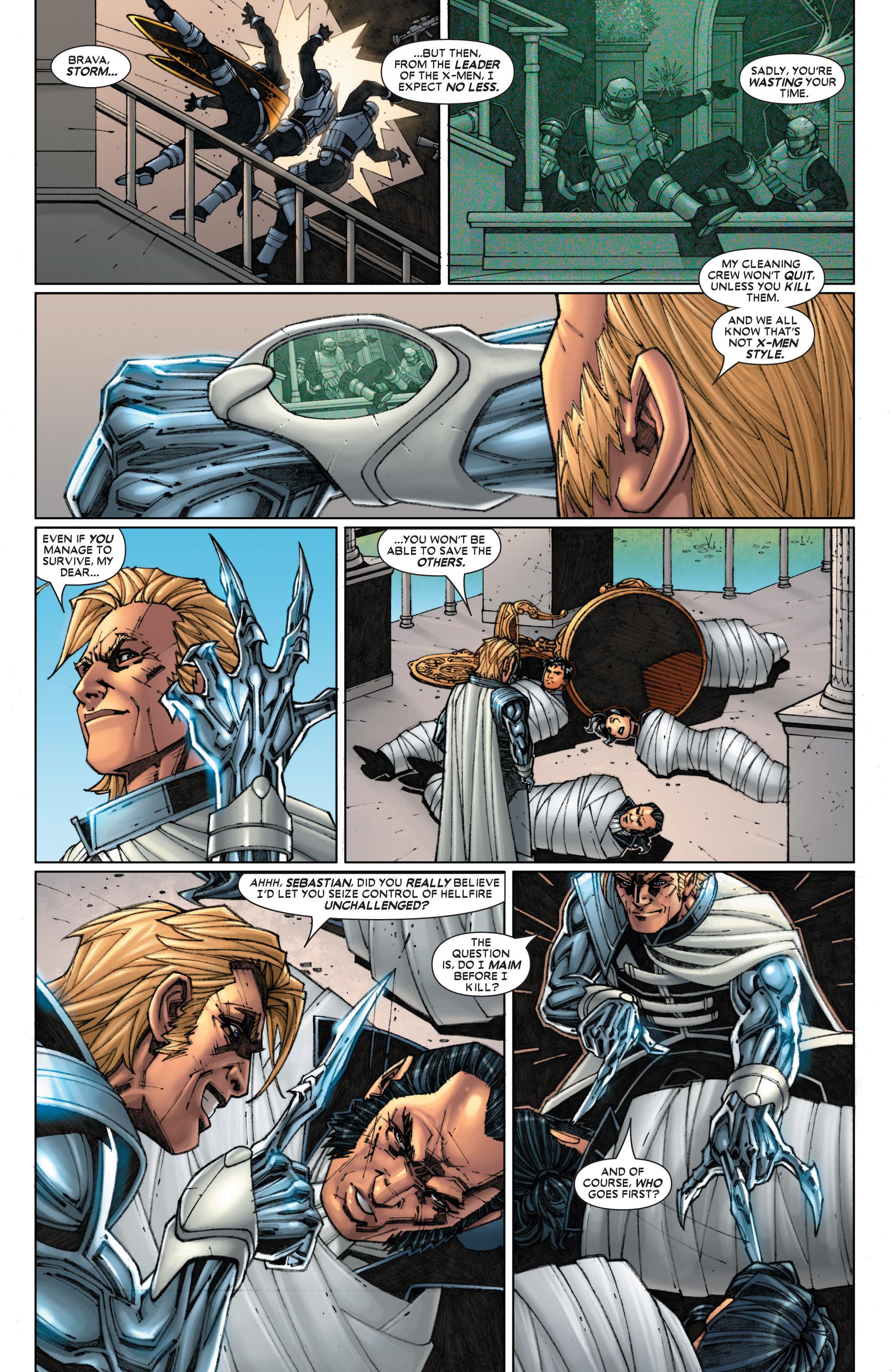 Read online Uncanny X-Men (1963) comic -  Issue #454 - 6