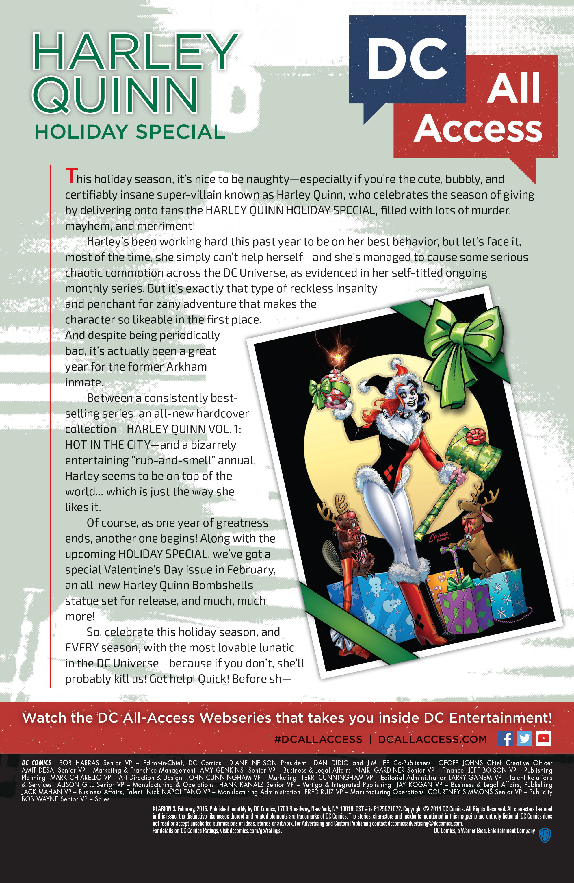 Read online Klarion comic -  Issue #3 - 22