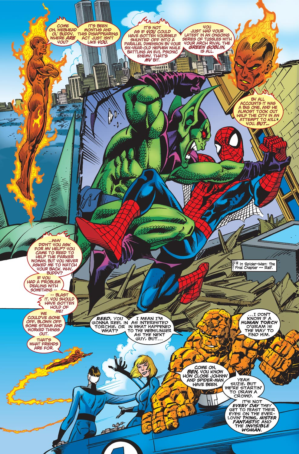 The Amazing Spider-Man (1999) 1 Page 2