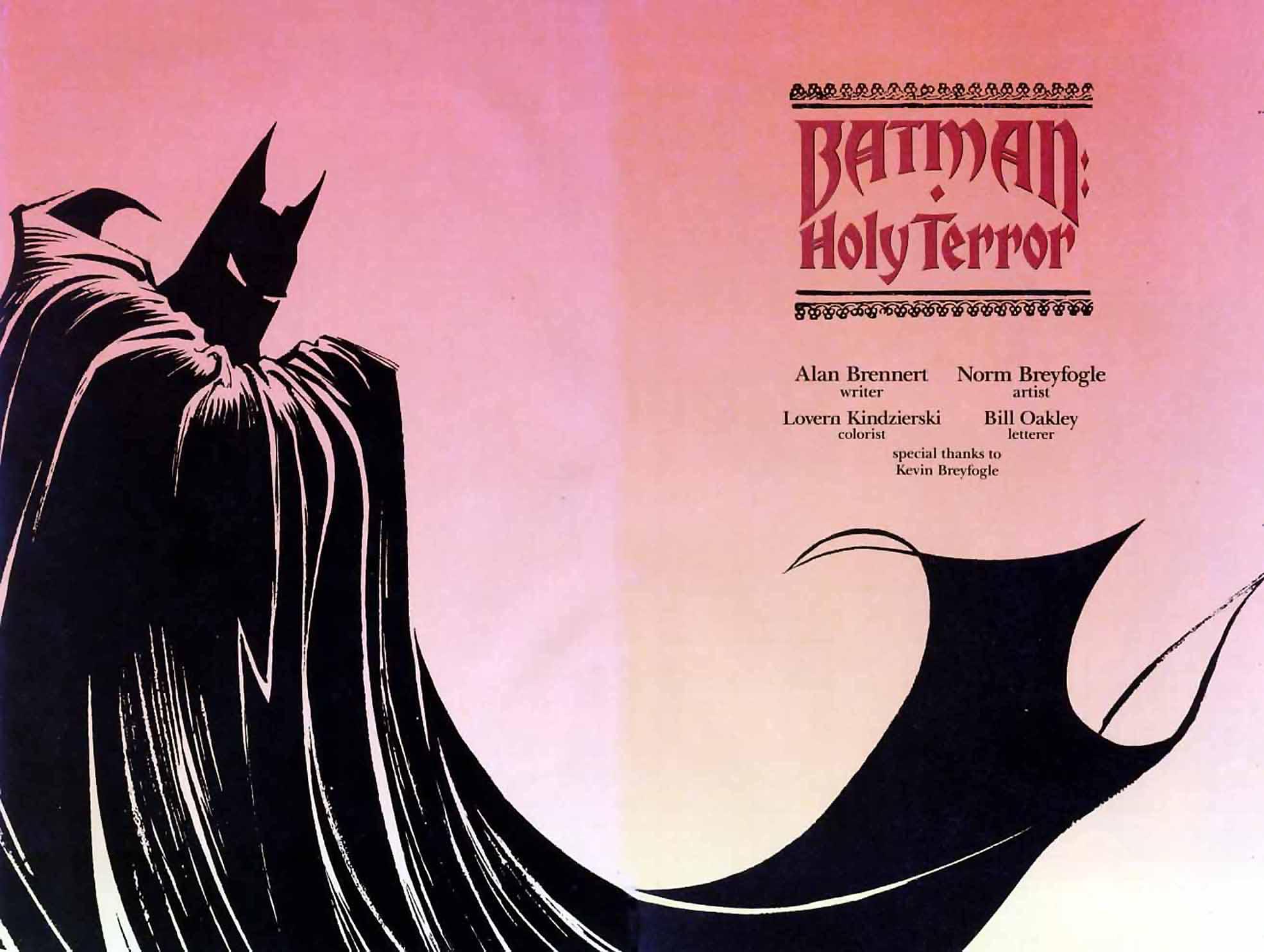 Read online Batman: Holy Terror comic -  Issue # Full - 4