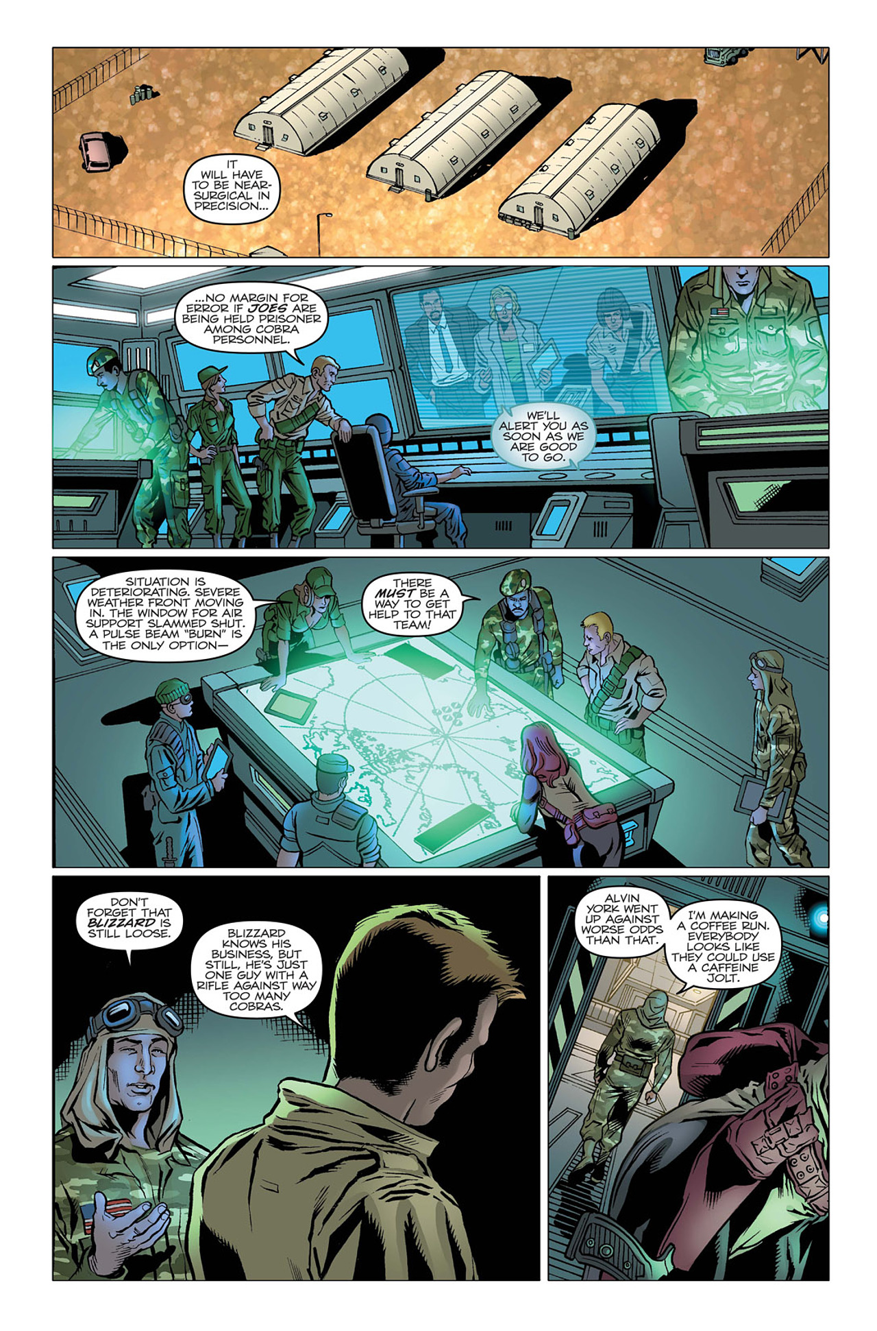 G.I. Joe: A Real American Hero 168 Page 9