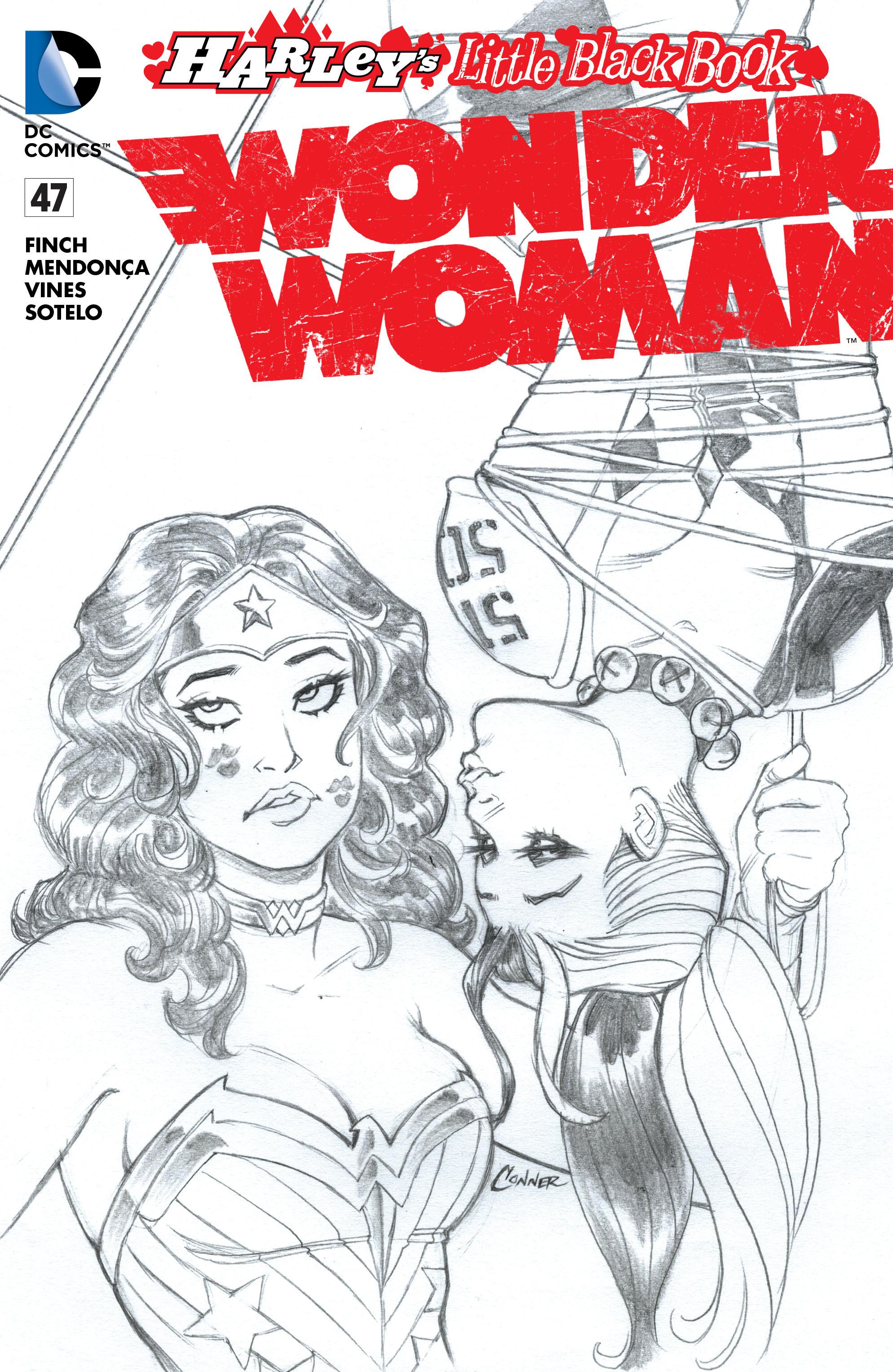 Read online Wonder Woman (2011) comic -  Issue #47 - 3