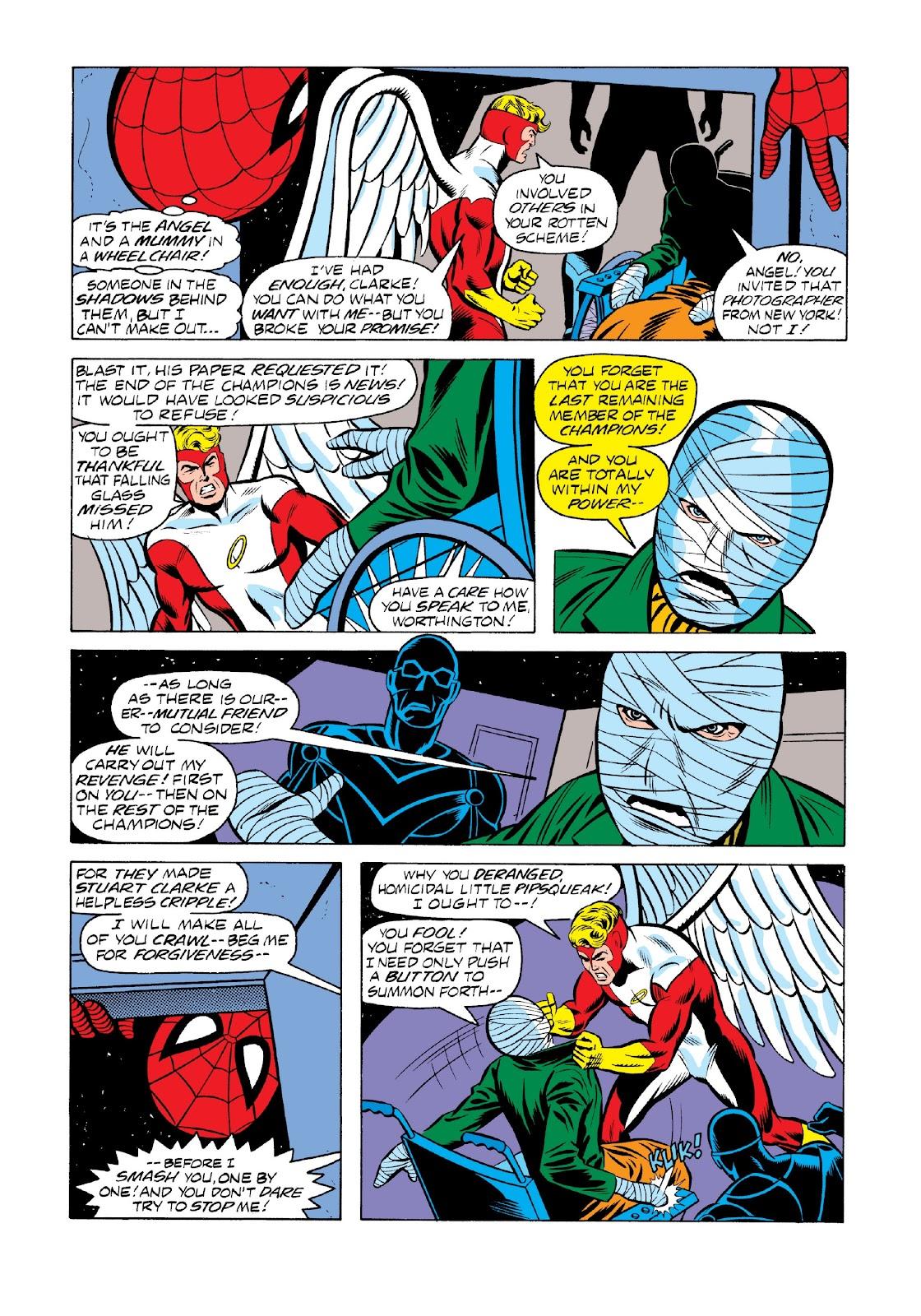 Read online Marvel Masterworks: The Spectacular Spider-Man comic -  Issue # TPB 2 (Part 1) - 37