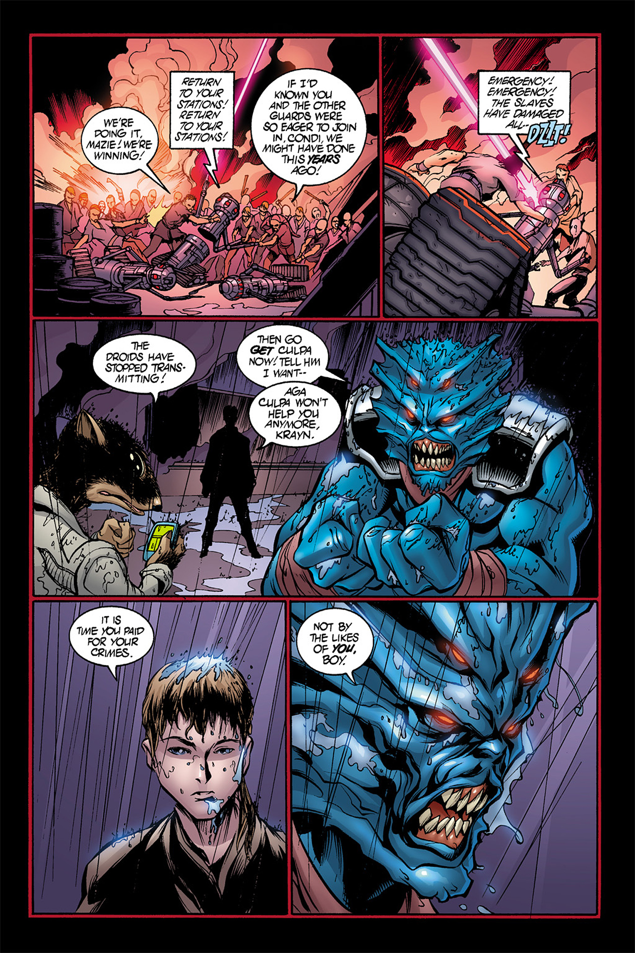 Read online Star Wars Omnibus comic -  Issue # Vol. 10 - 207