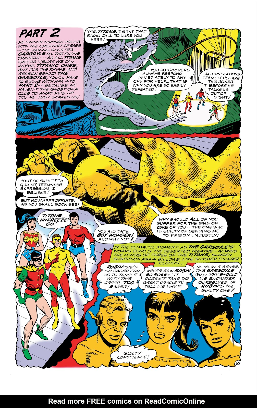 Teen Titans (1966) issue 14 - Page 11