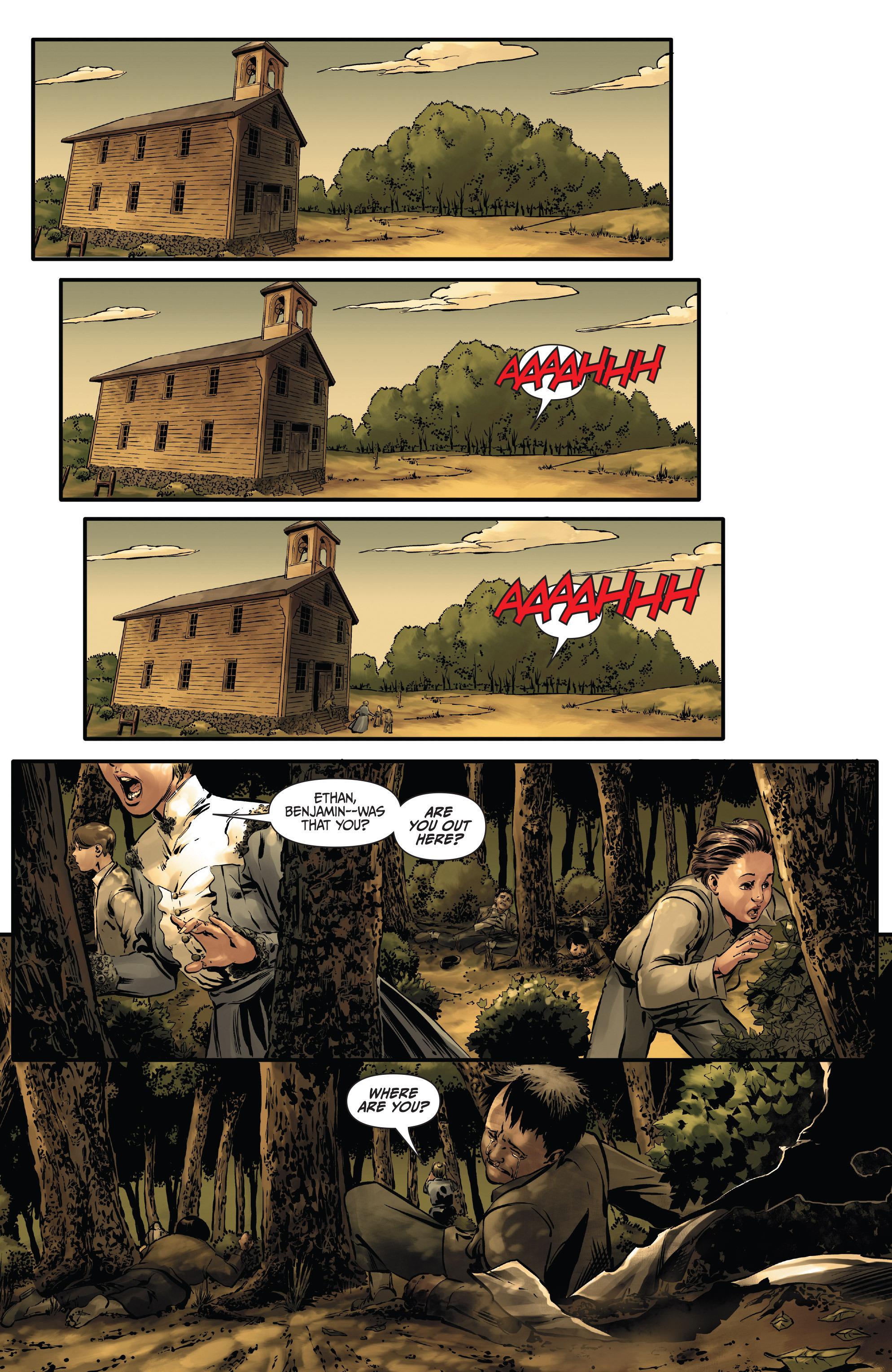 Read online Mercy Thompson comic -  Issue #3 - 10