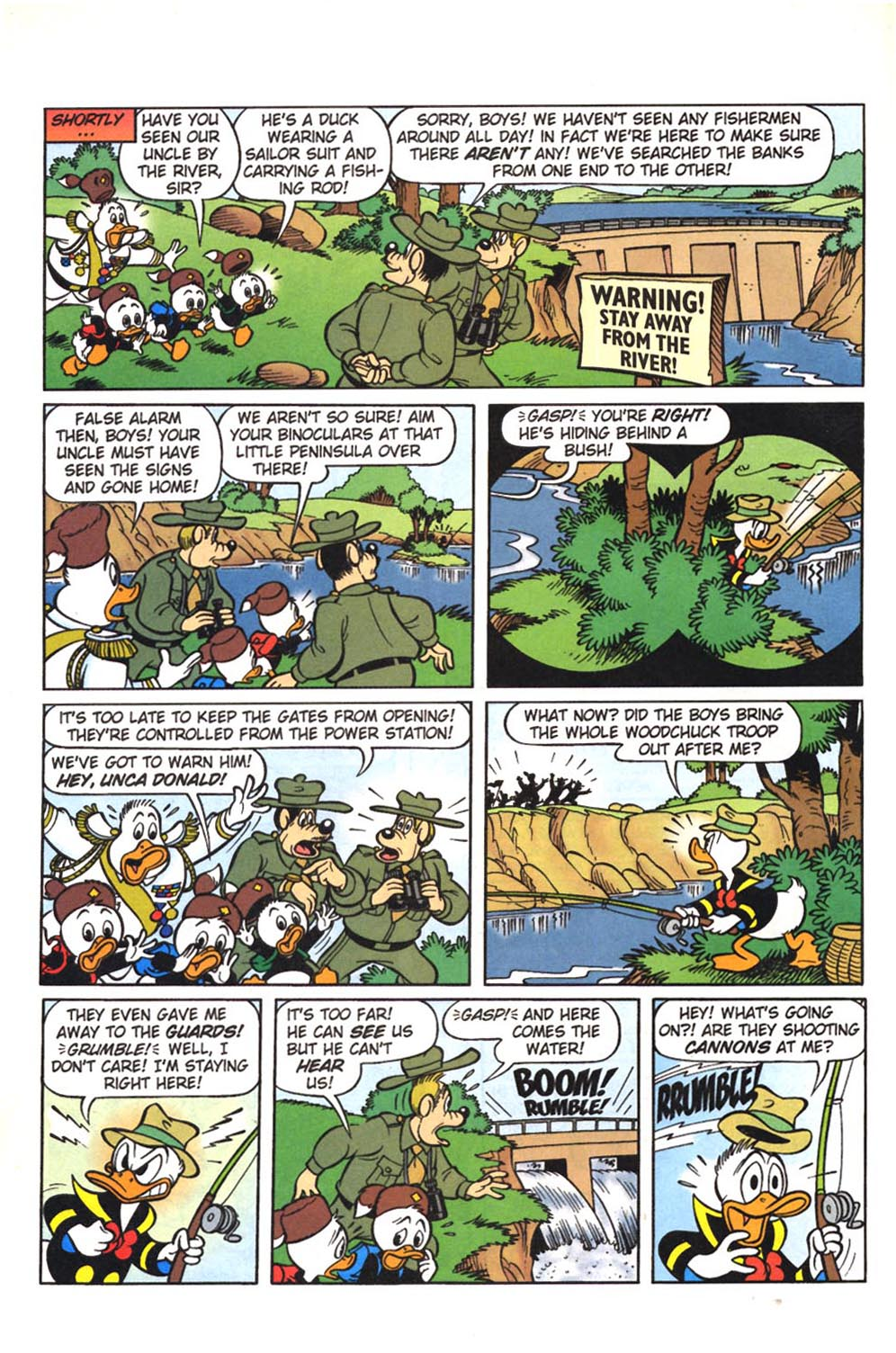Read online Uncle Scrooge (1953) comic -  Issue #307 - 27