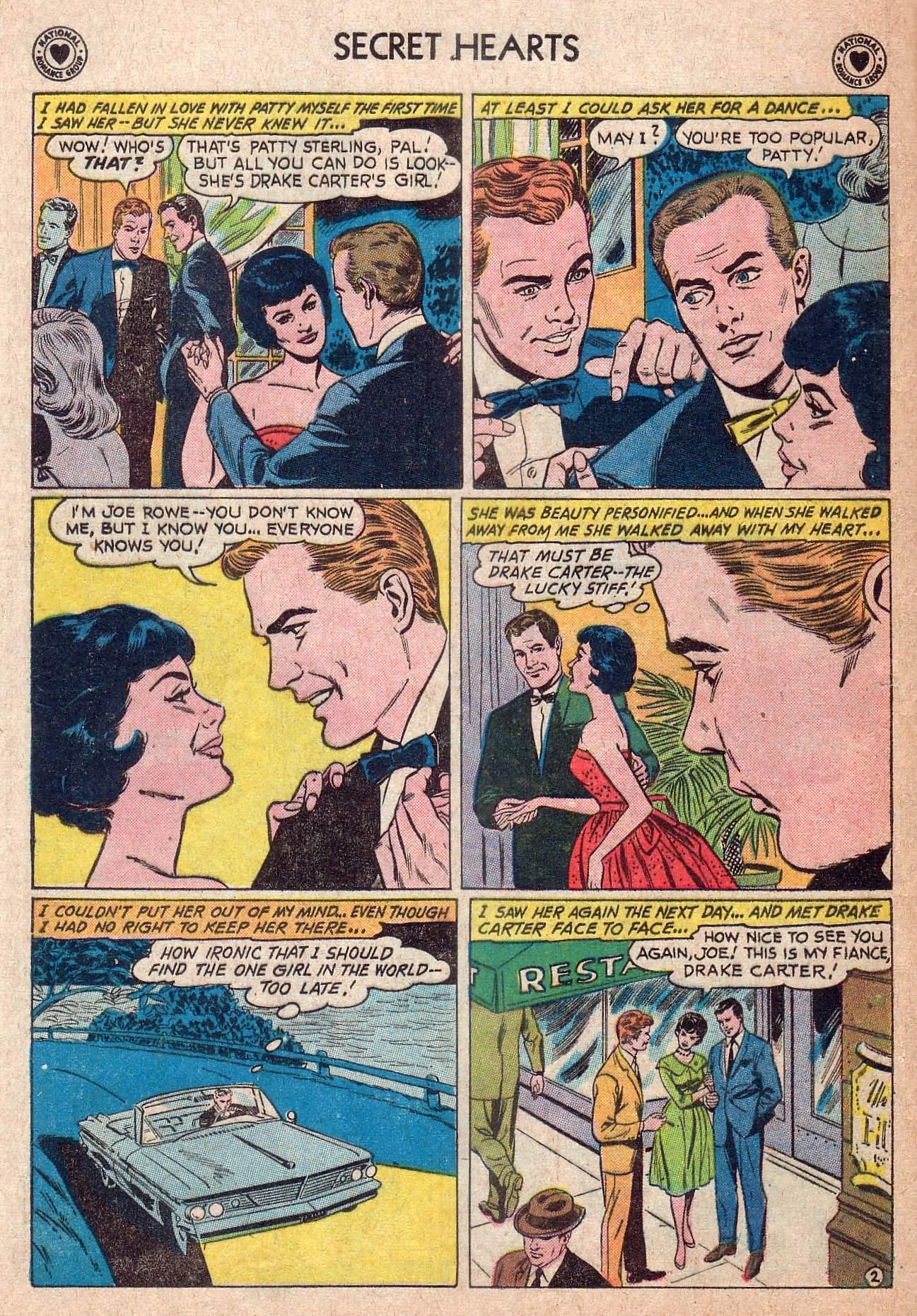 Read online Secret Hearts comic -  Issue #73 - 12