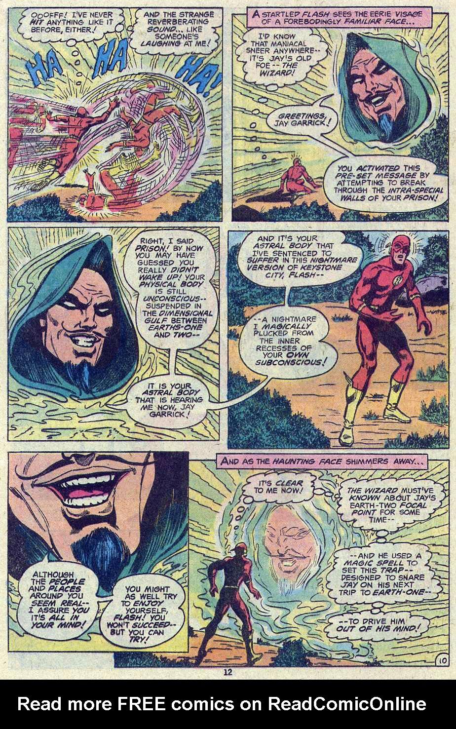 Read online Adventure Comics (1938) comic -  Issue #460 - 12