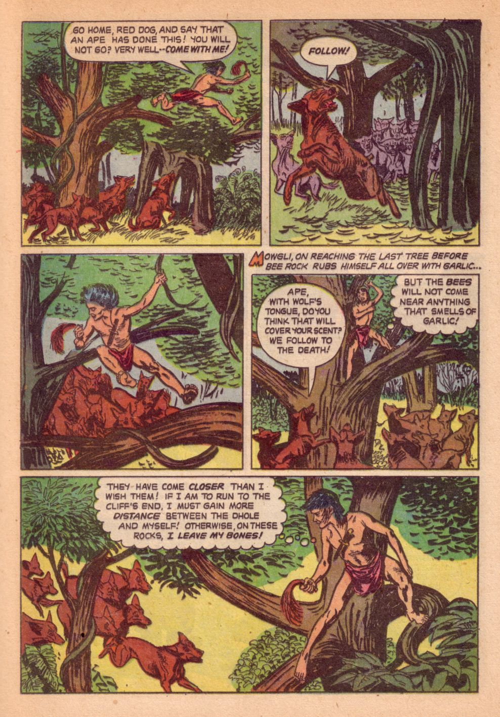 Four Color Comics issue 620 - Page 13