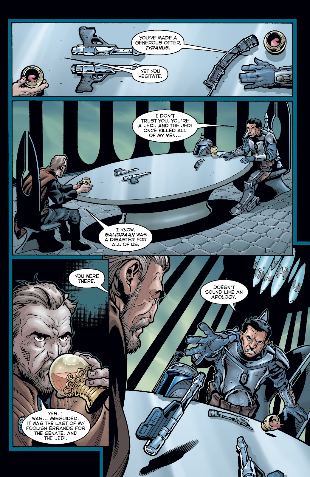 Read online Star Wars Legends Epic Collection: The Menace Revealed comic -  Issue # TPB (Part 1) - 75