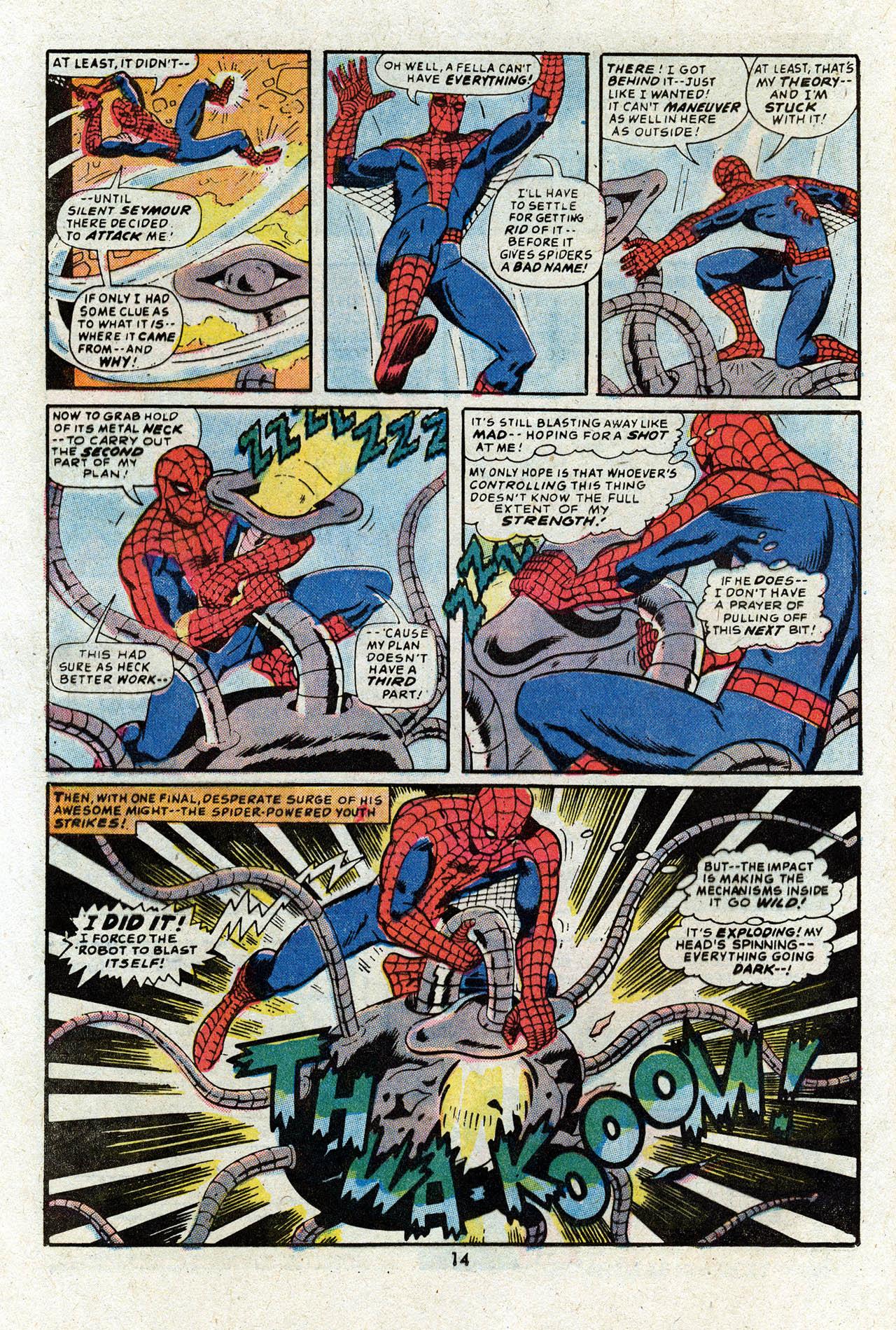 Read online Uncanny X-Men (1963) comic -  Issue #83 - 16
