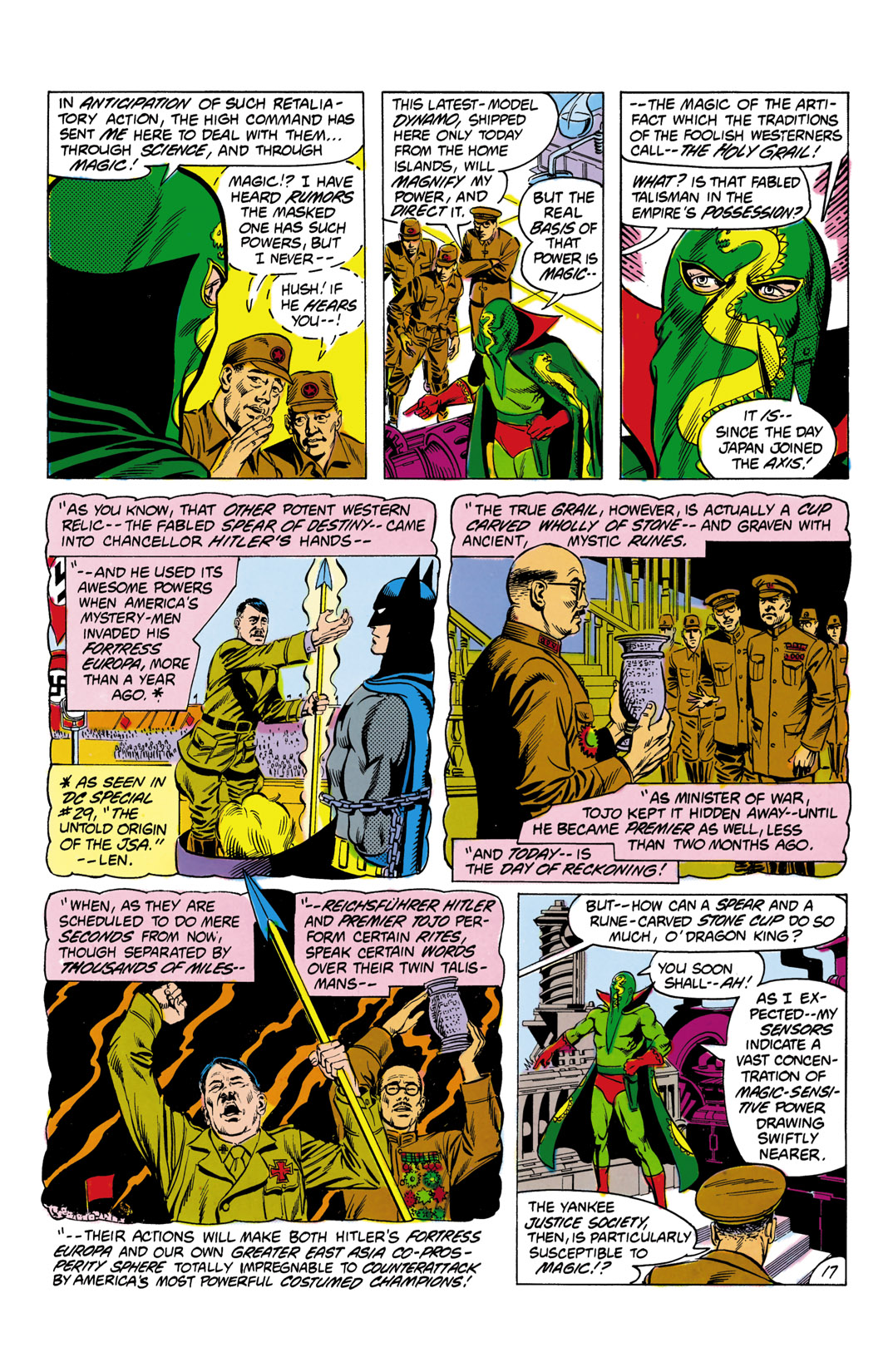 Read online All-Star Squadron comic -  Issue #4 - 18