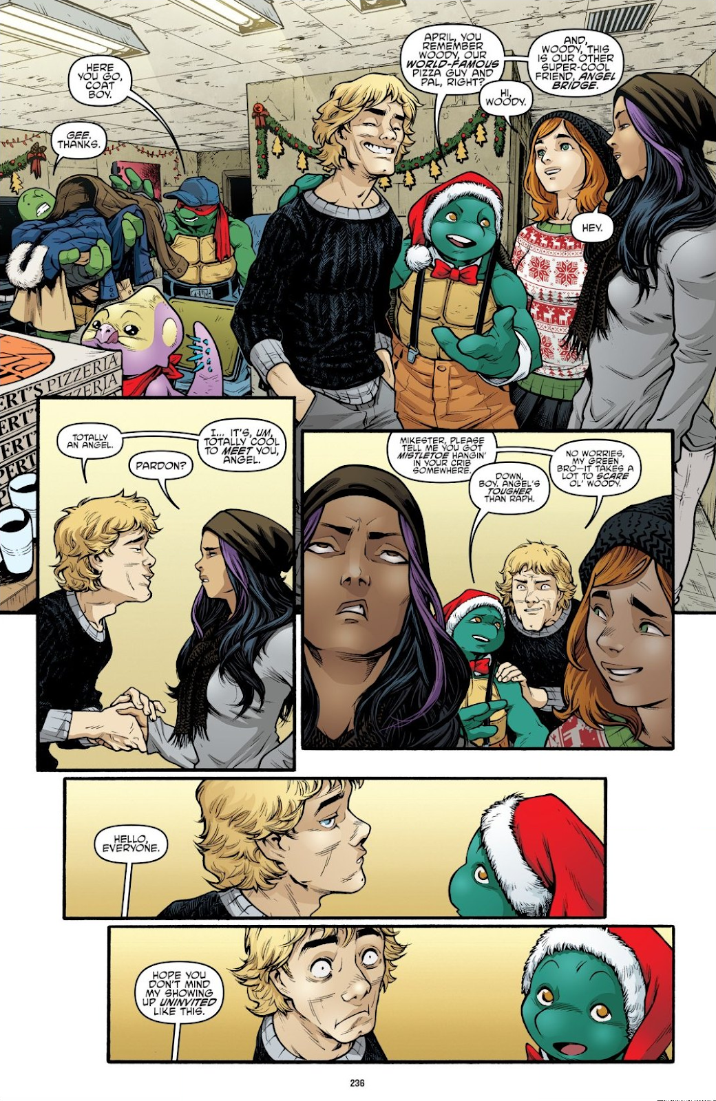 Read online Teenage Mutant Ninja Turtles: The IDW Collection comic -  Issue # TPB 8 (Part 3) - 35