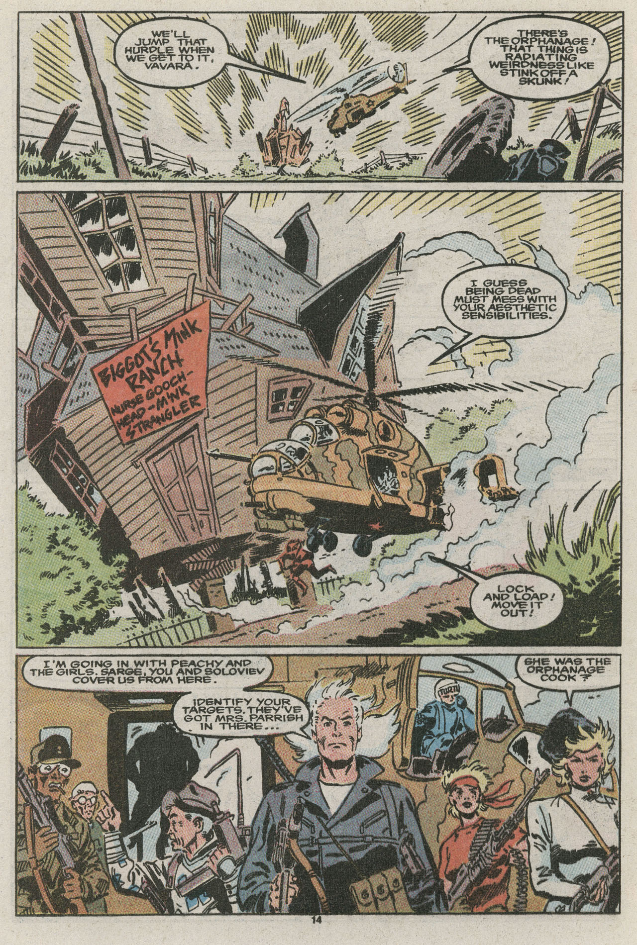 Read online Nth Man the Ultimate Ninja comic -  Issue #15 - 15