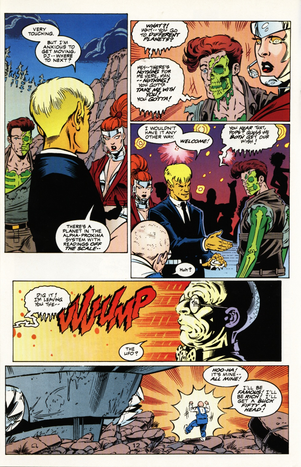 Read online Superboy & The Ravers comic -  Issue #3 - 13