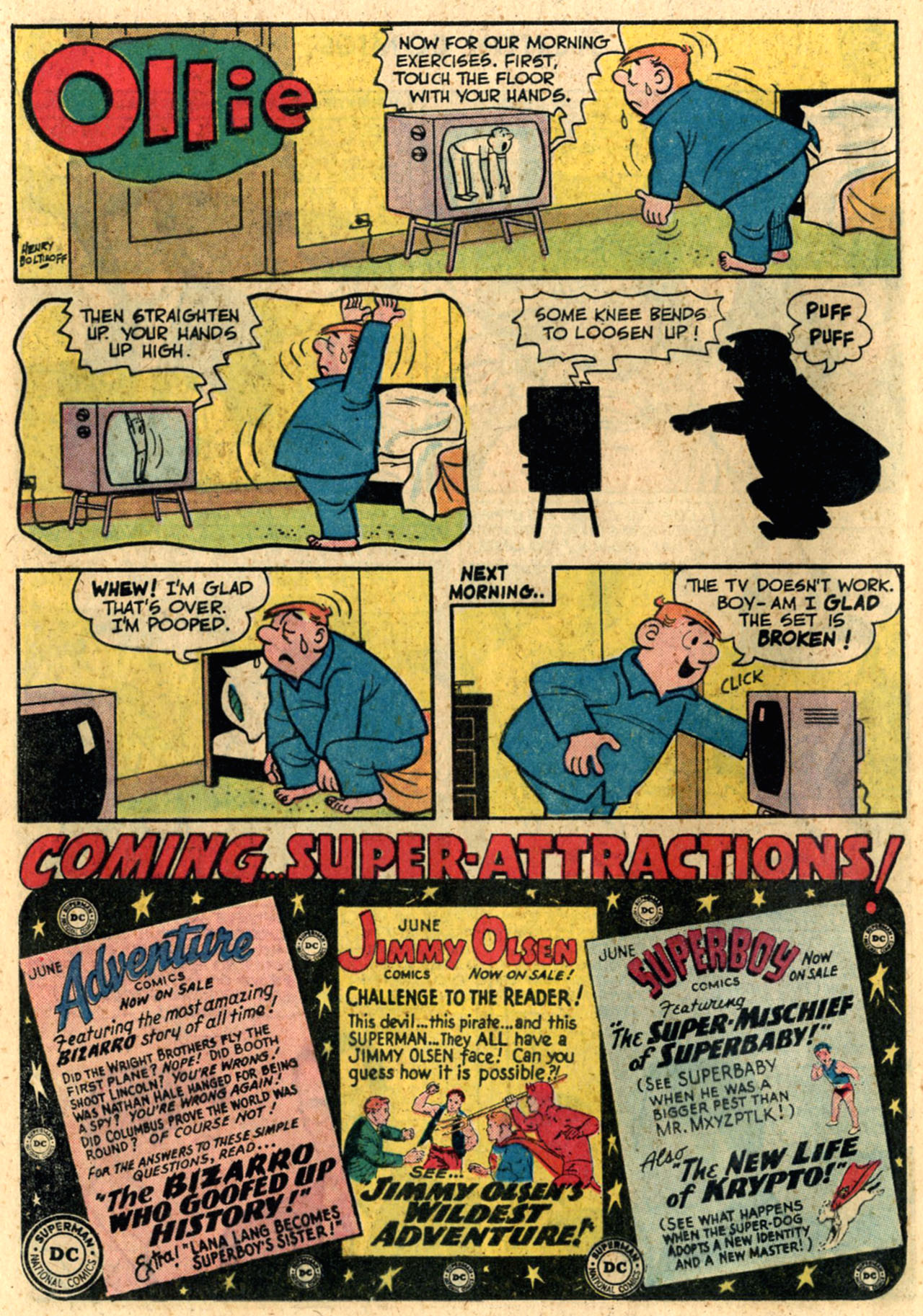 Read online Action Comics (1938) comic -  Issue #289 - 16