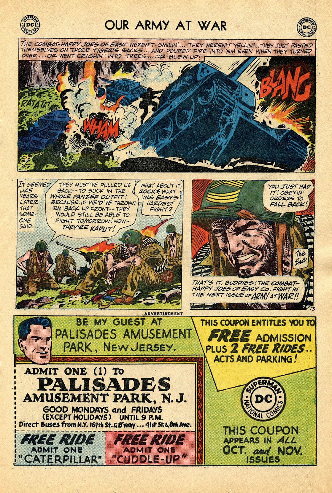 Our Army at War (1952) issue 99 - Page 17