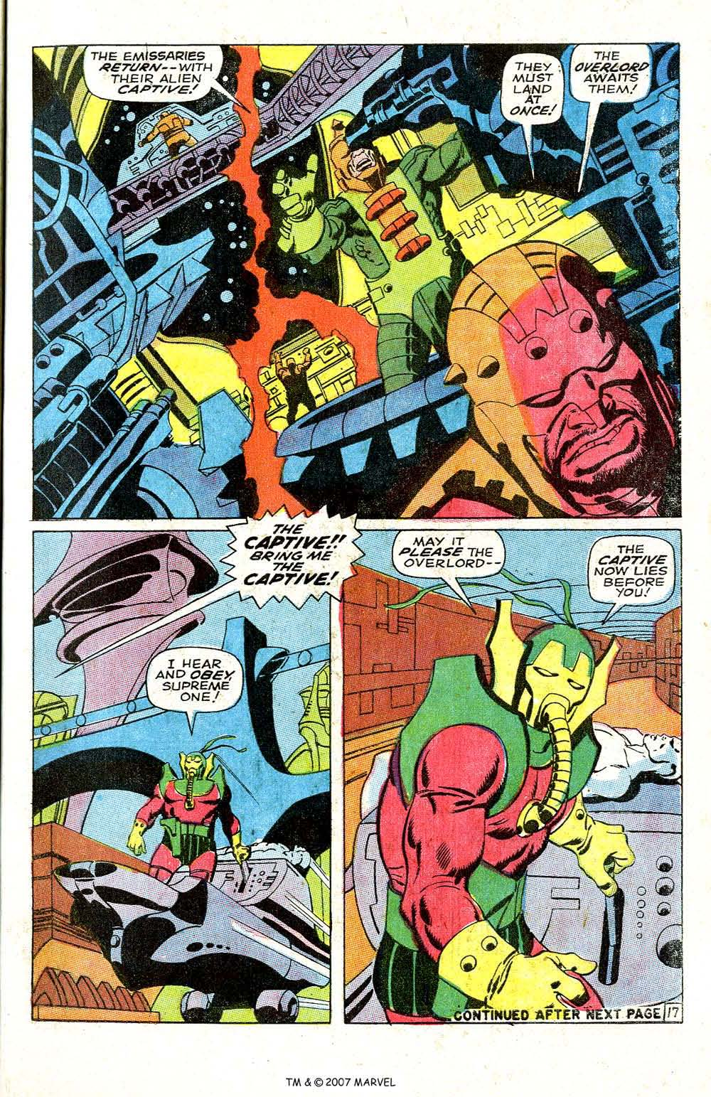 Read online Silver Surfer (1968) comic -  Issue #6 - 21