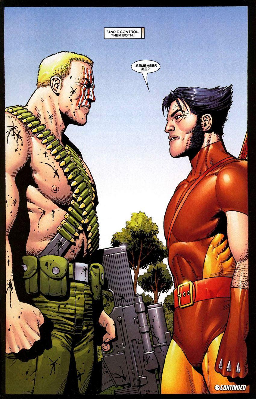 Read online Wolverine: Origins comic -  Issue #2 - 24