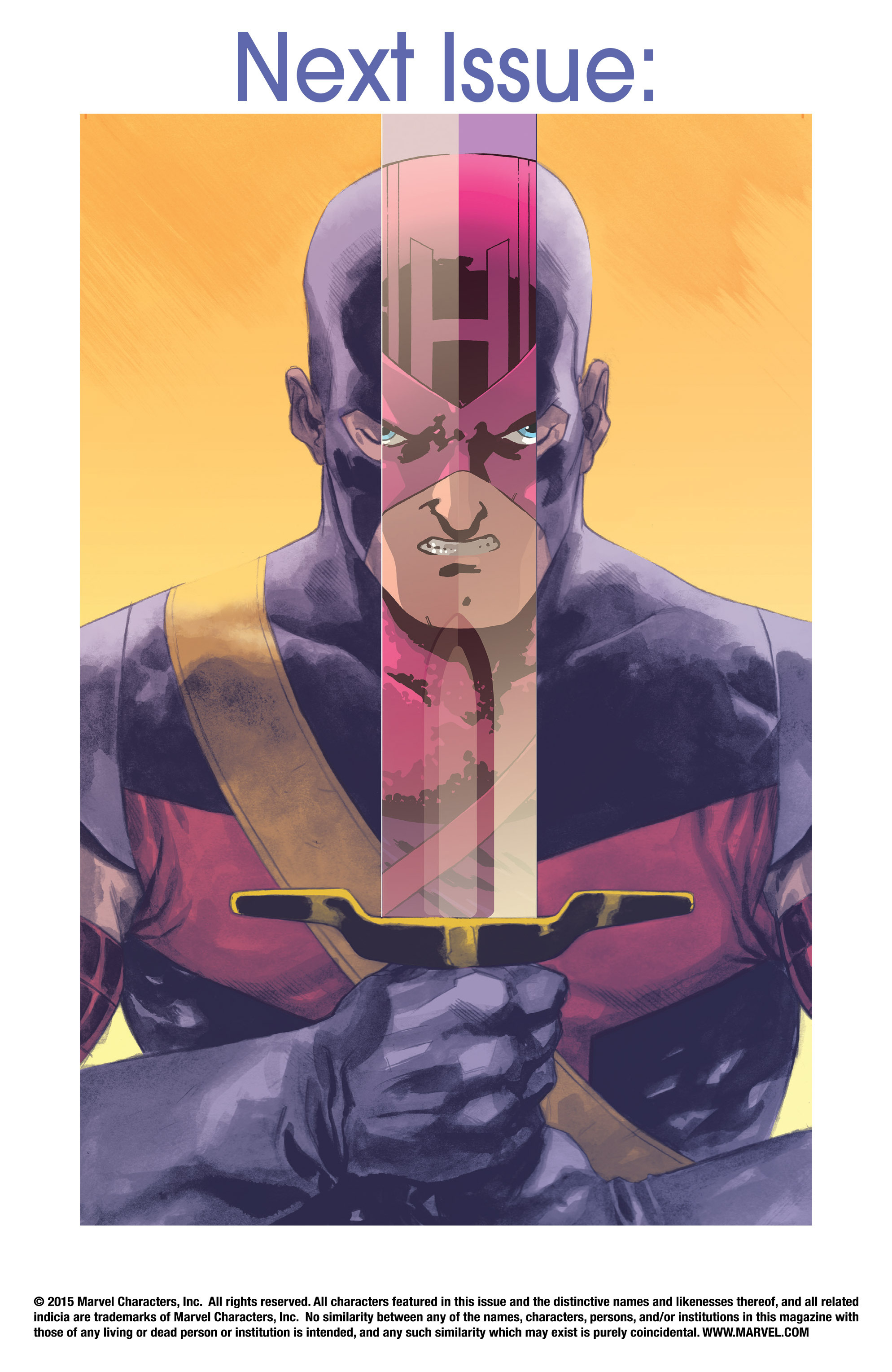 Read online All-New Hawkeye (2015) comic -  Issue #2 - 22
