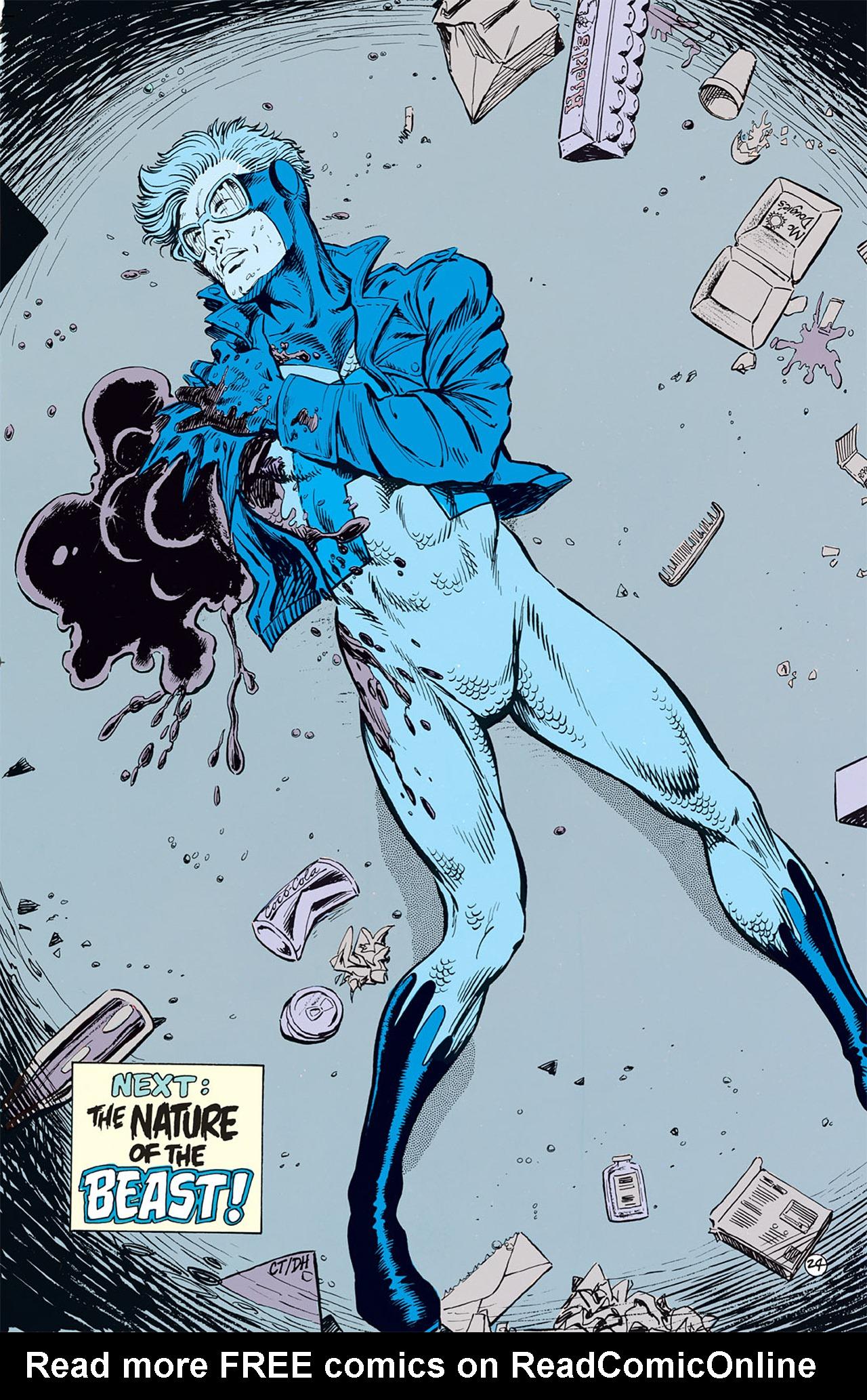 Read online Animal Man (1988) comic -  Issue #2 - 26