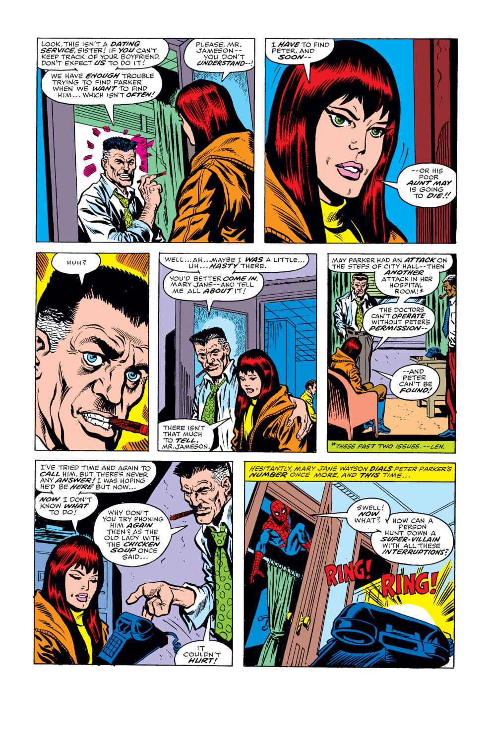 The Amazing Spider-Man (1963) 178 Page 11