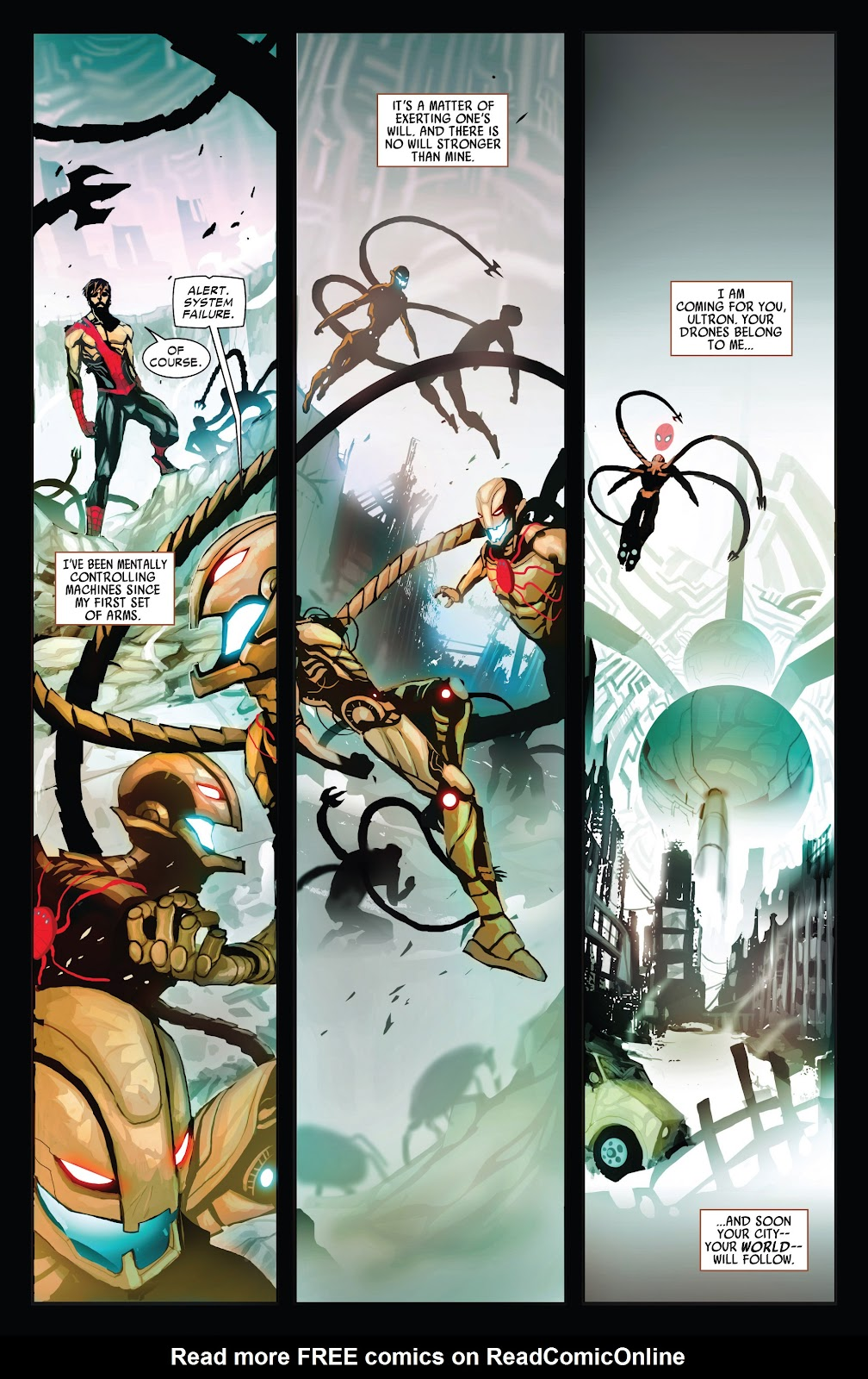 Read online Age of Ultron Companion comic -  Issue # TPB (Part 1) - 82