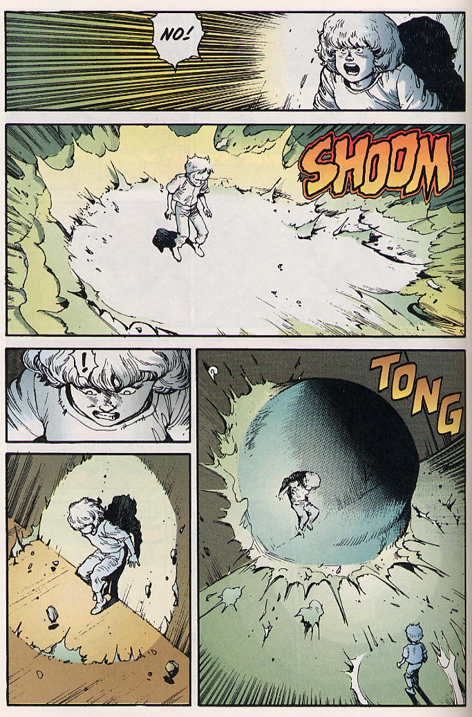Read online Akira comic -  Issue #15 - 25
