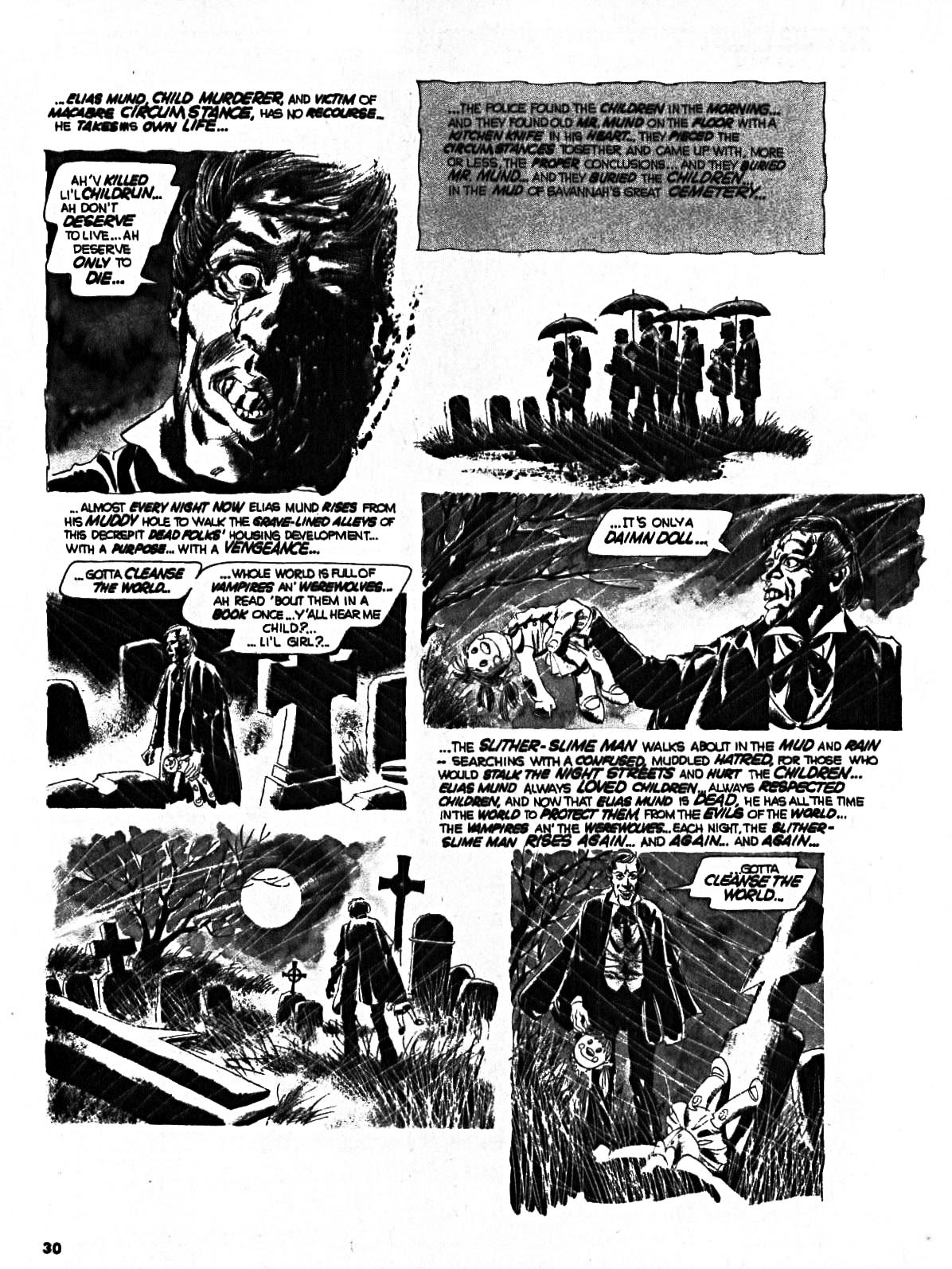 Scream (1973) issue 8 - Page 29