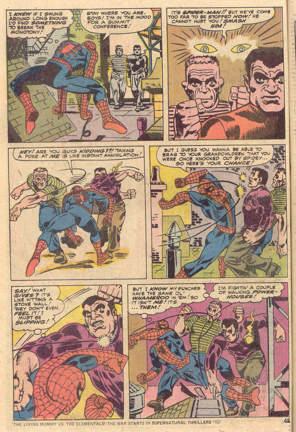 Giant-Size Spider-Man (1974) issue 4 - Page 39
