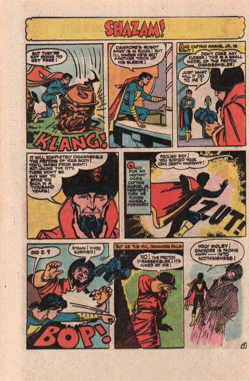 Read online Shazam! (1973) comic -  Issue #21 - 32