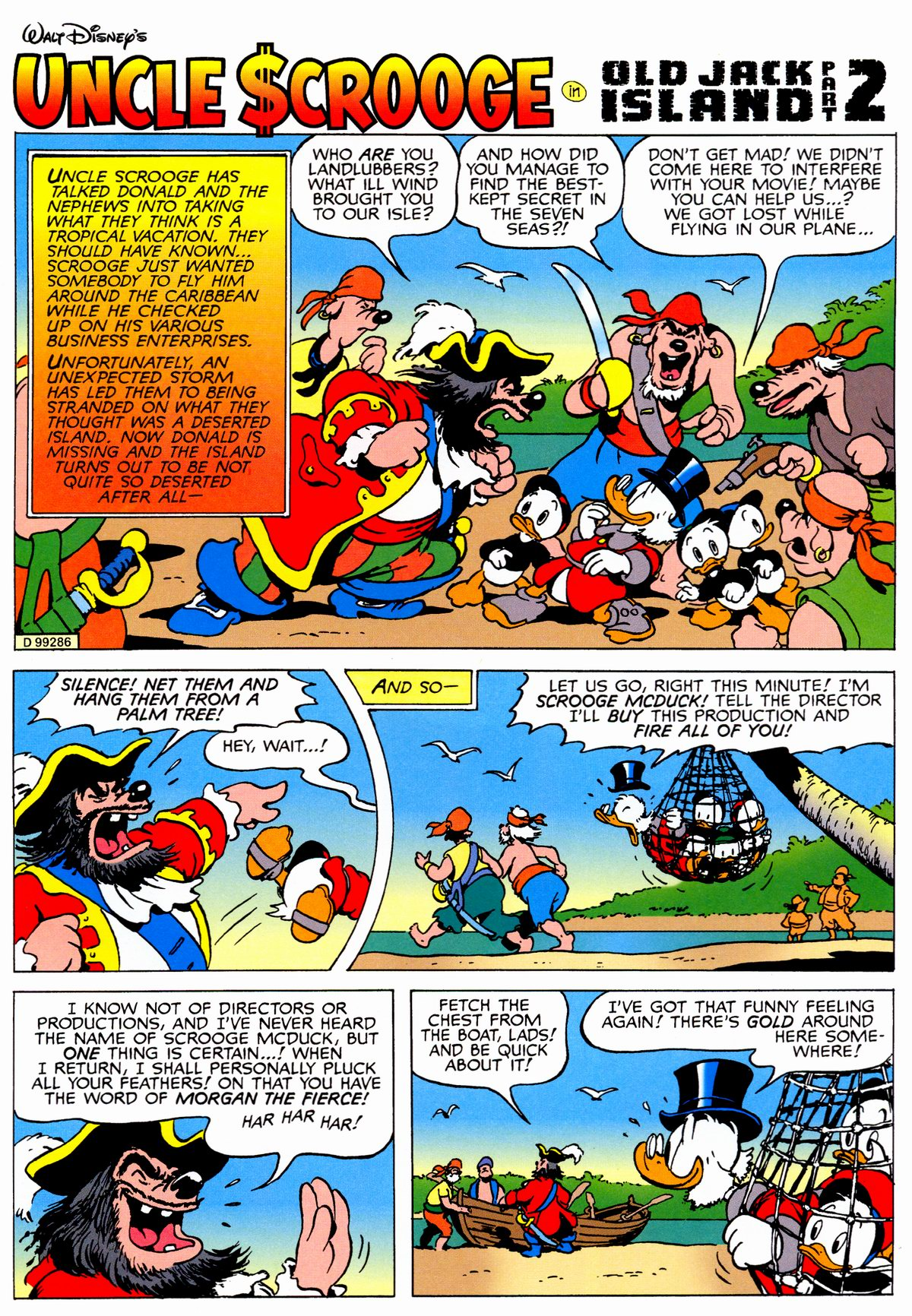 Read online Uncle Scrooge (1953) comic -  Issue #326 - 59