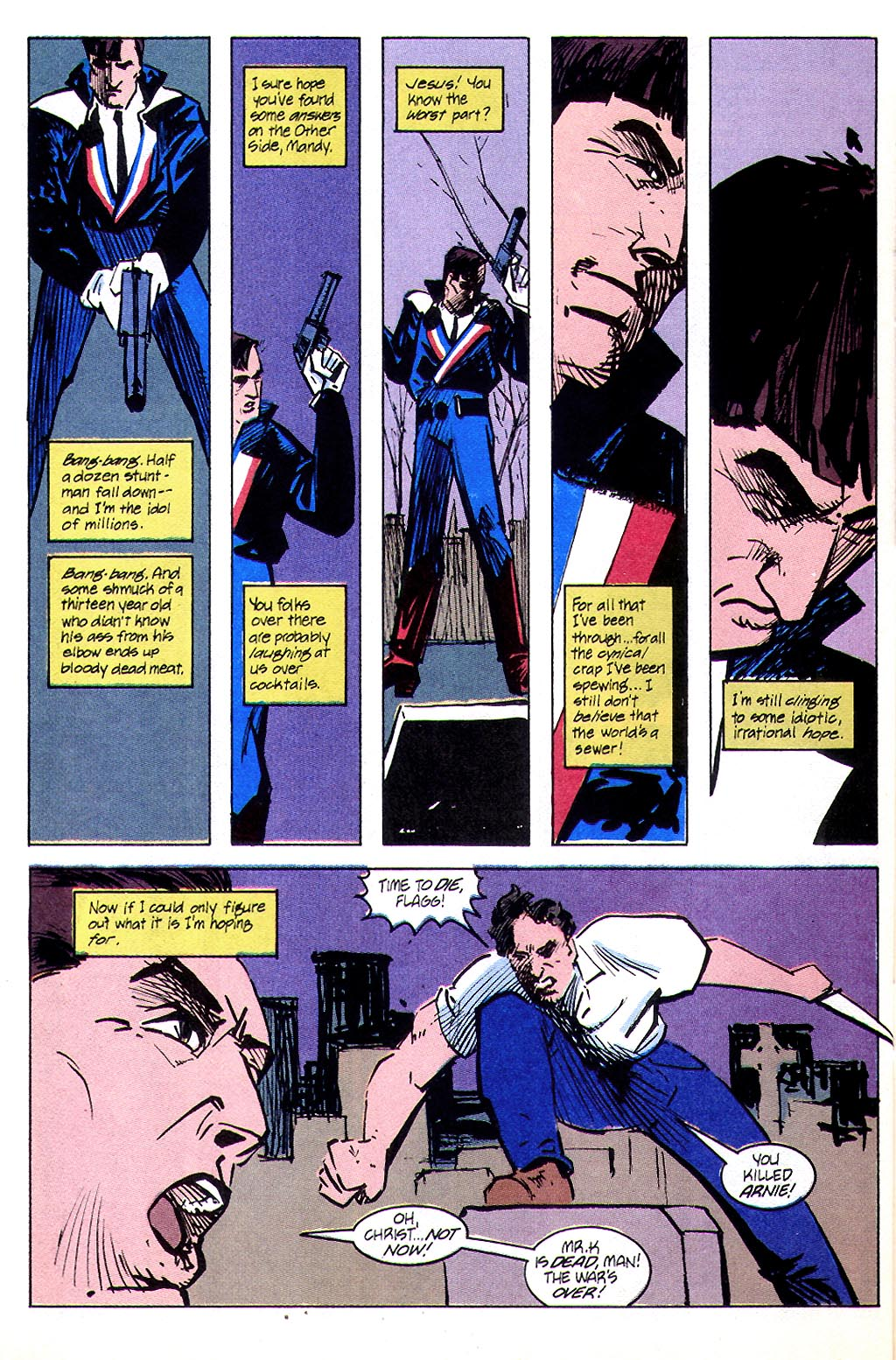 Read online American Flagg! comic -  Issue #45 - 26