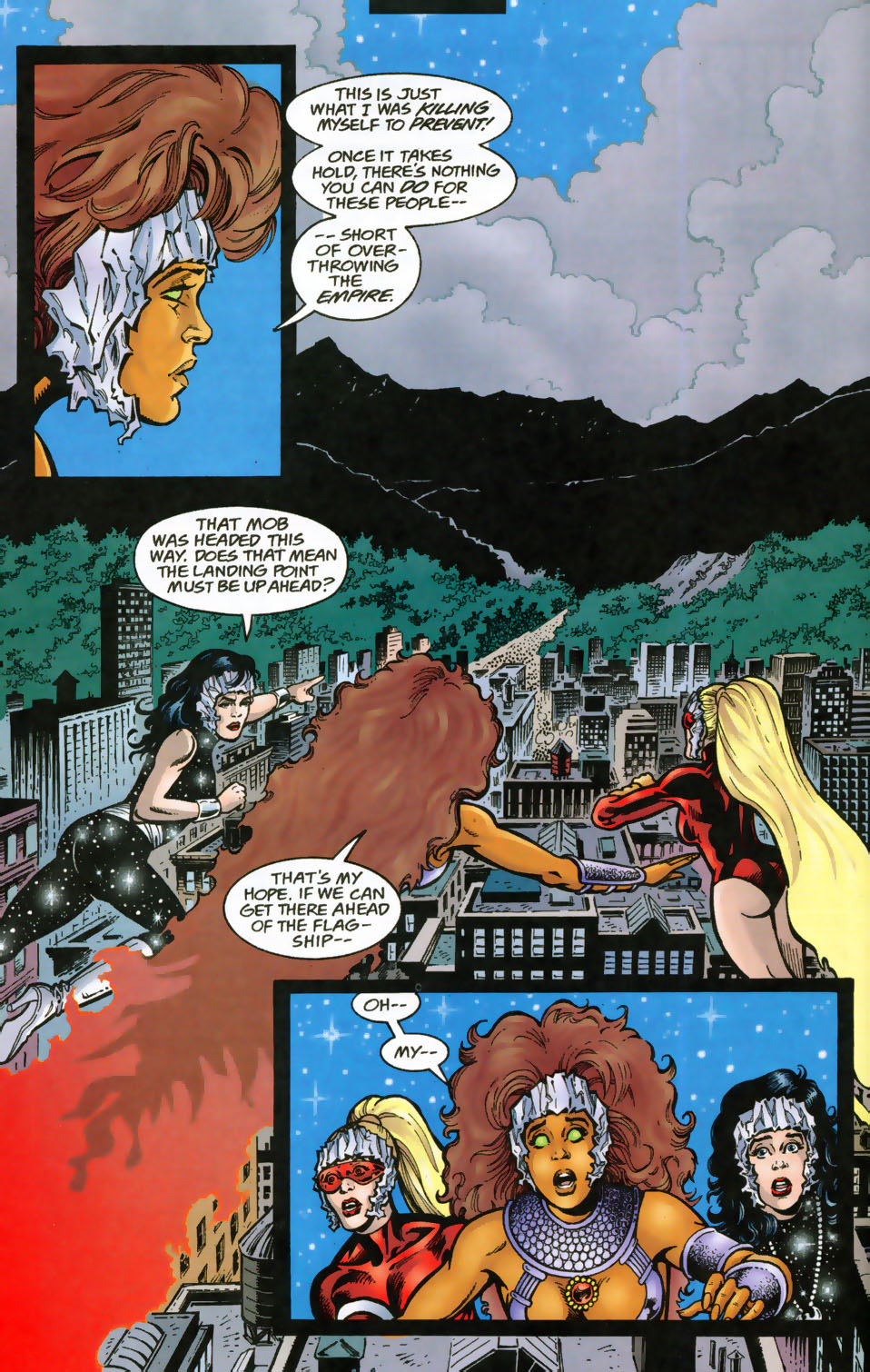 Read online The Titans (1999) comic -  Issue #49 - 21