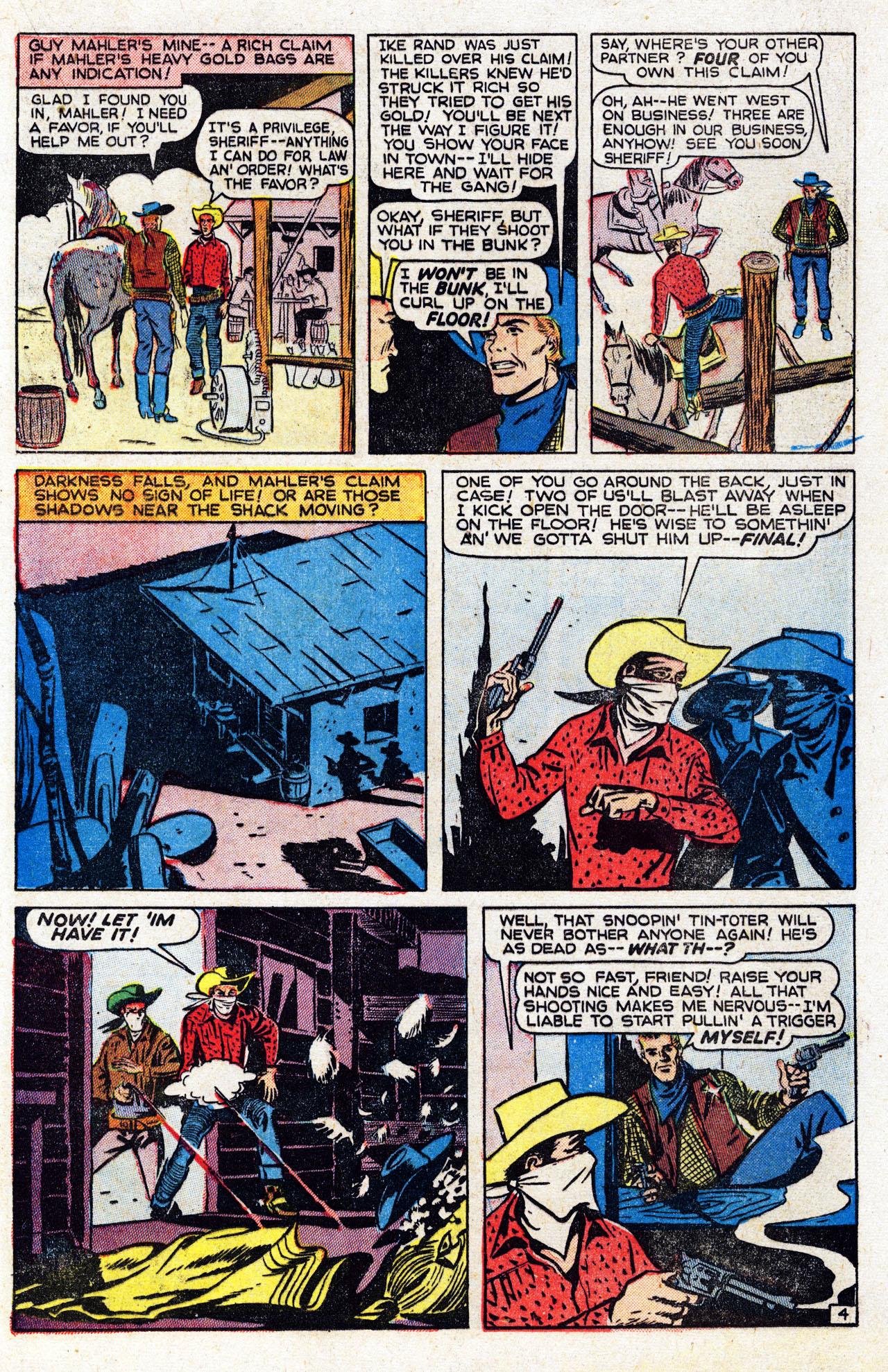 Read online Two-Gun Kid comic -  Issue #7 - 21