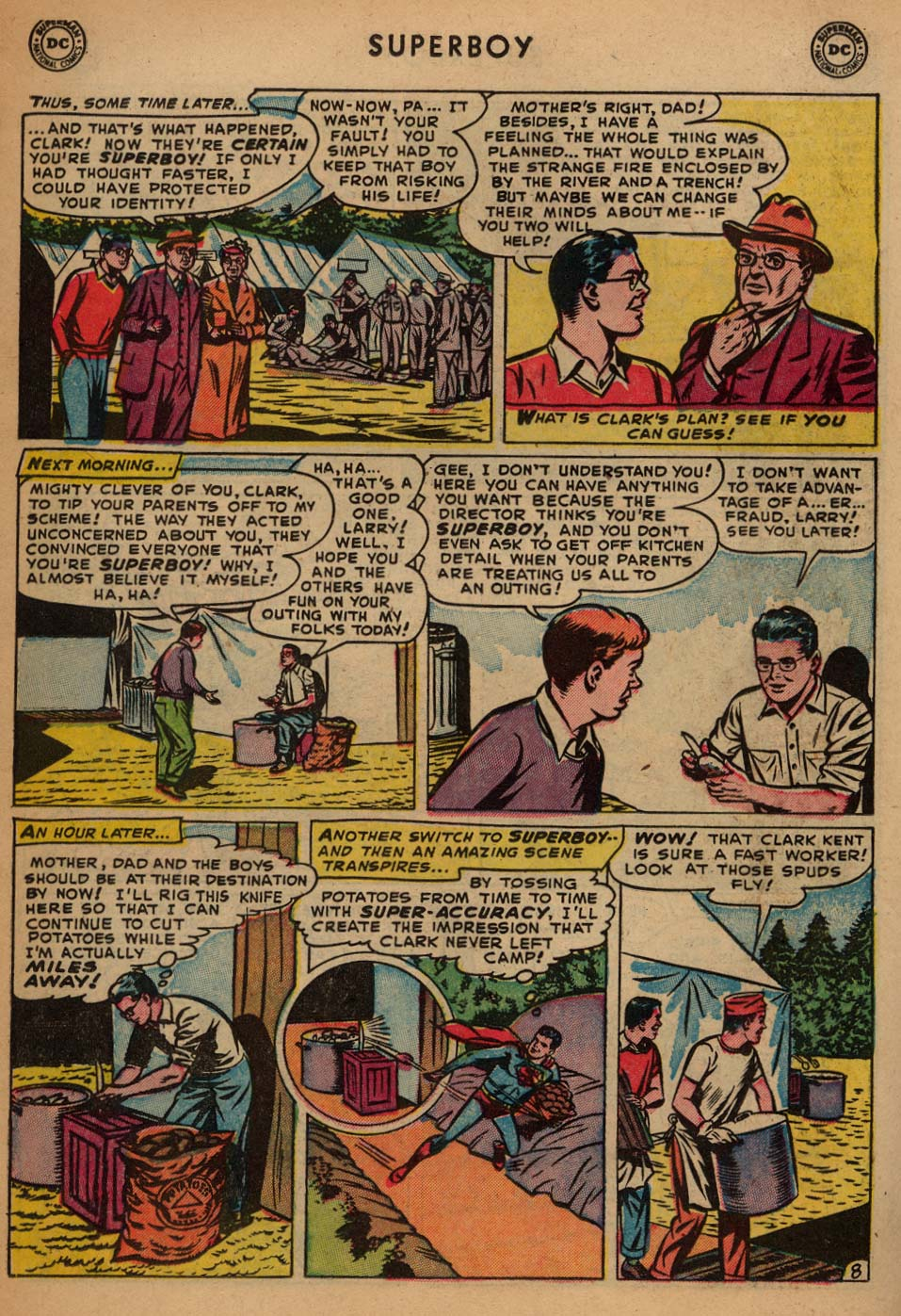 Superboy (1949) issue 25 - Page 20