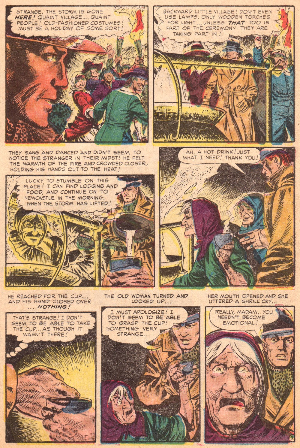 Journey Into Unknown Worlds (1950) issue 38 - Page 5