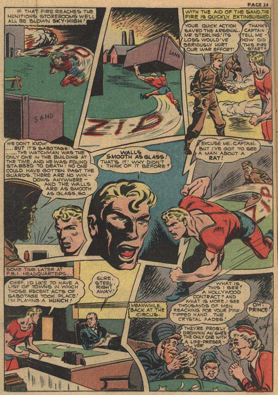 Zip Comics issue 31 - Page 24