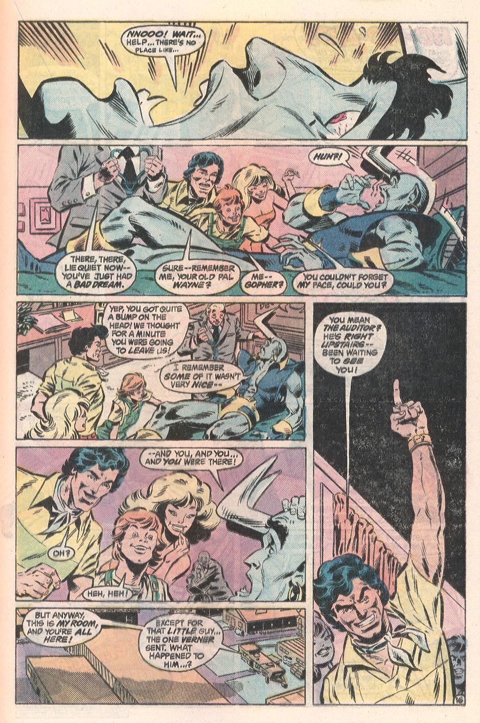 Blue Devil 11 Page 17