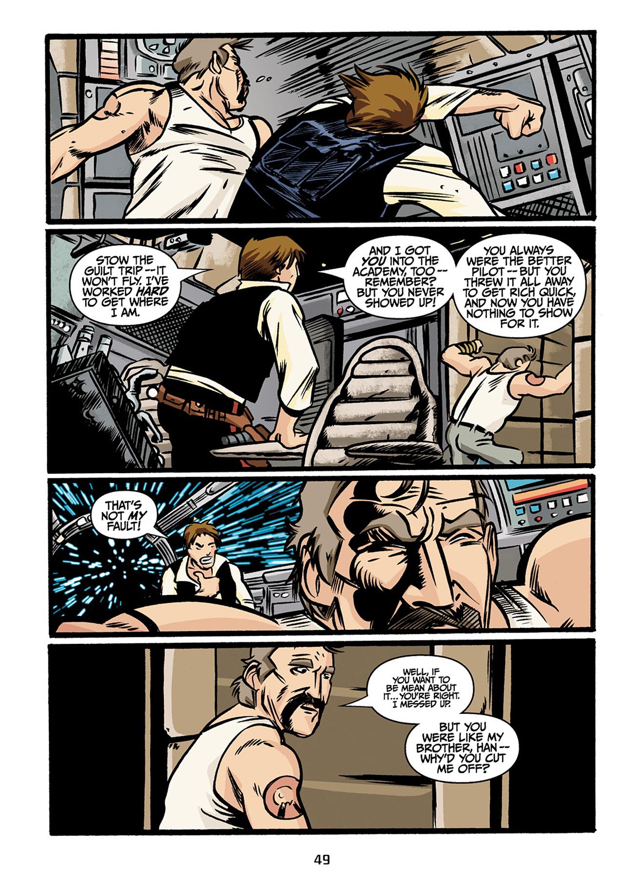 Read online Star Wars Omnibus comic -  Issue # Vol. 33 - 51