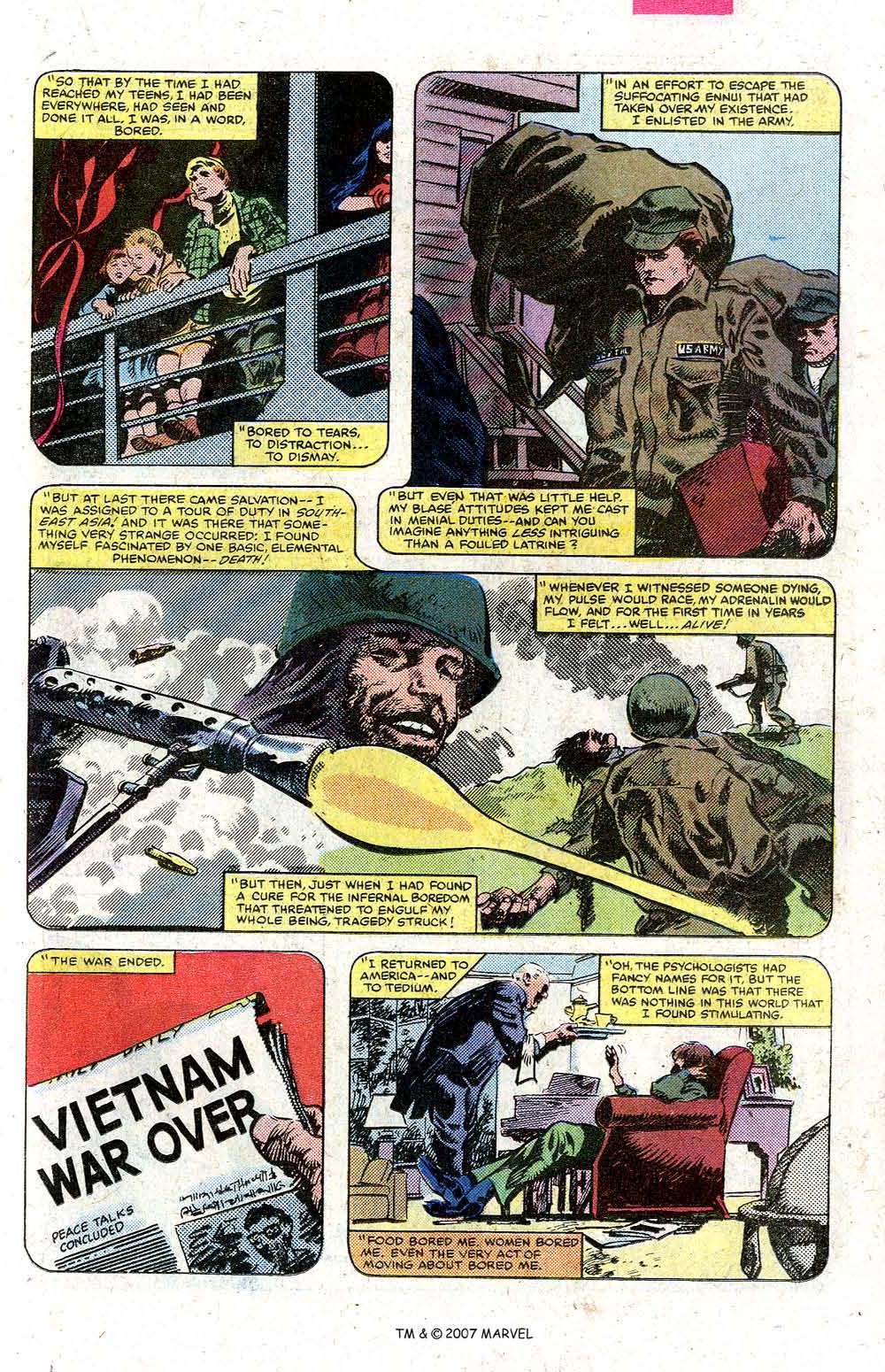 Read online Captain America (1968) comic -  Issue # _Annual 5 - 35