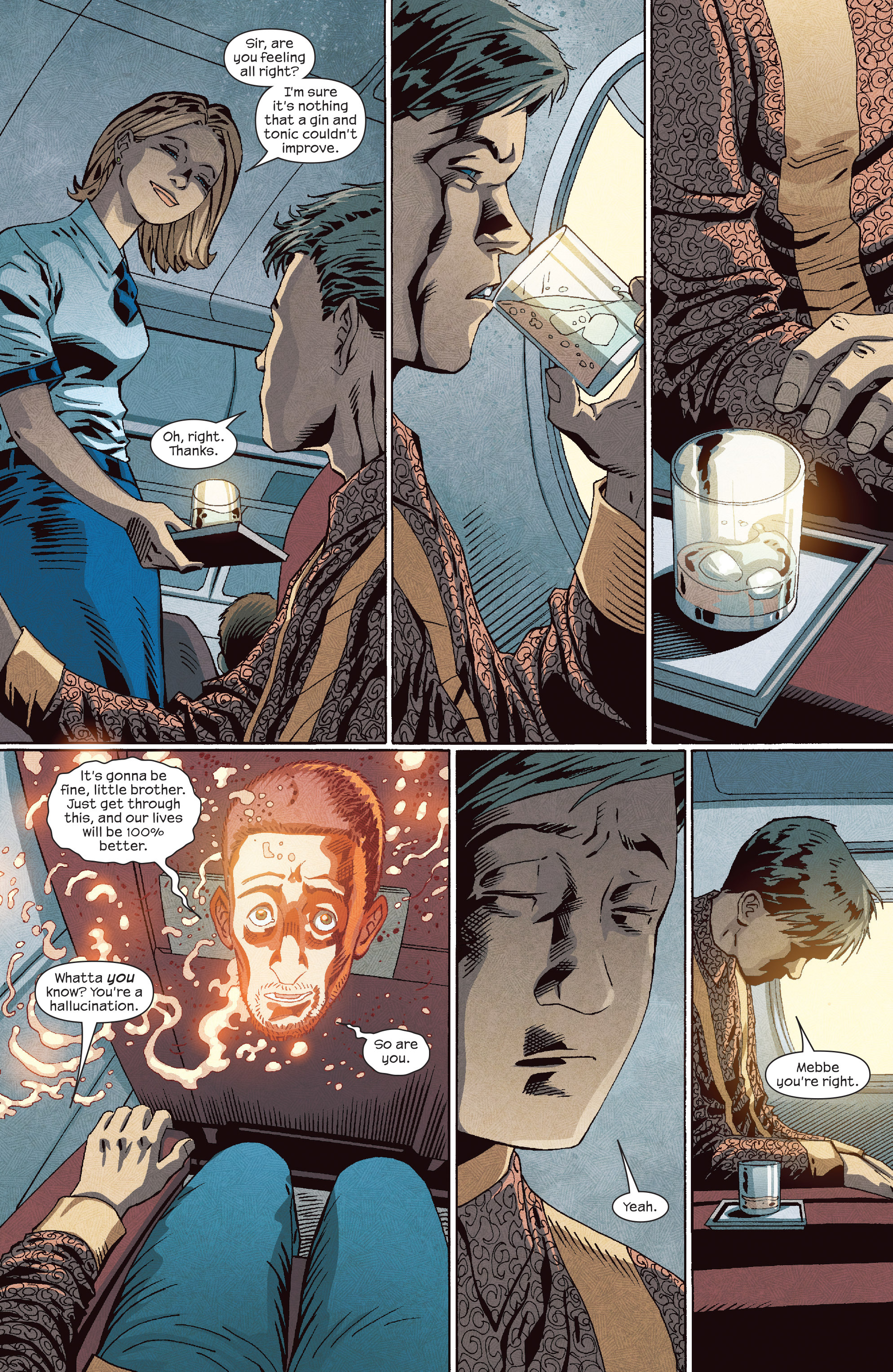 Read online Dark Tower: The Drawing of the Three - The Prisoner comic -  Issue #5 - 4
