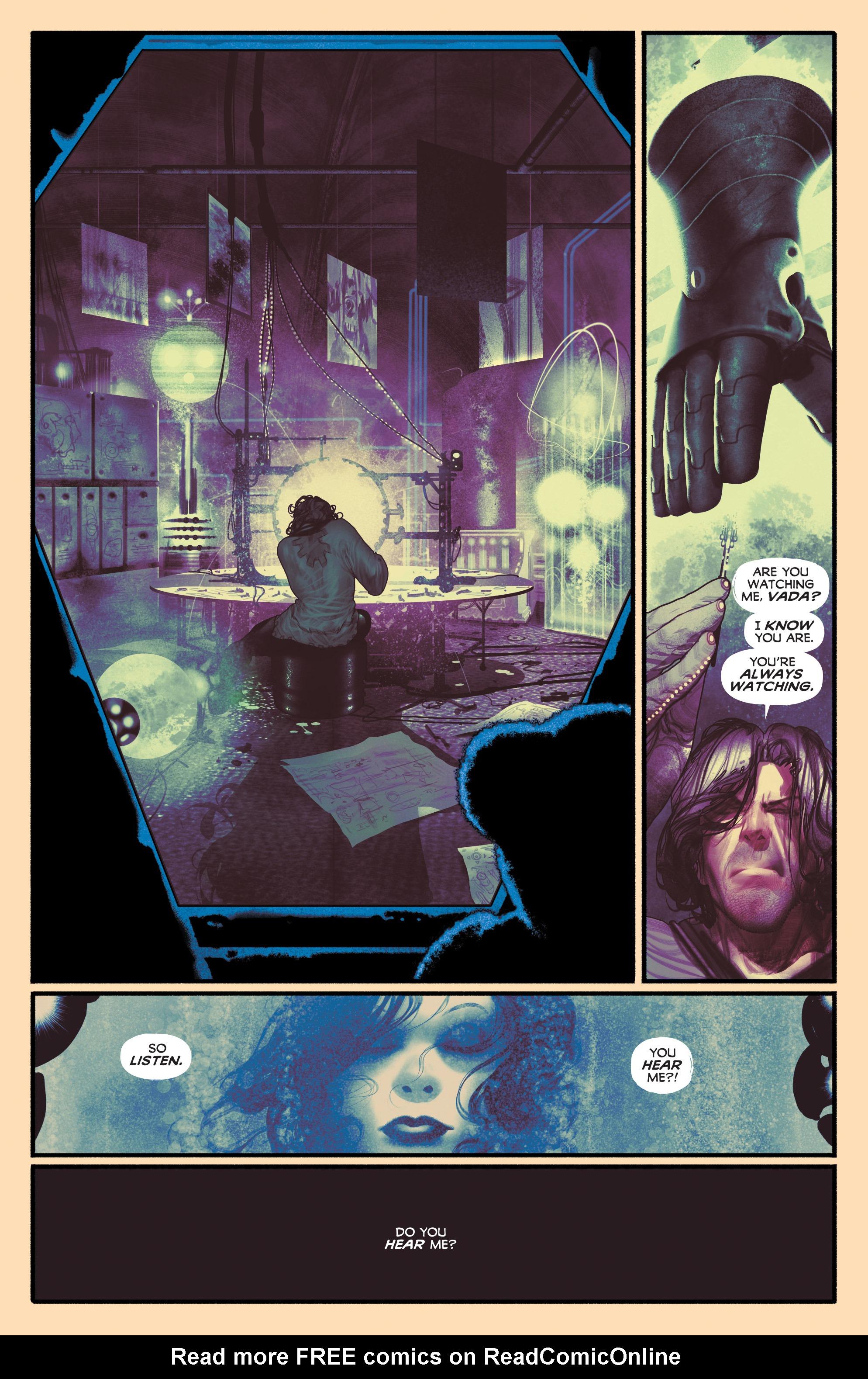 Read online Annihilator comic -  Issue #3 - 6