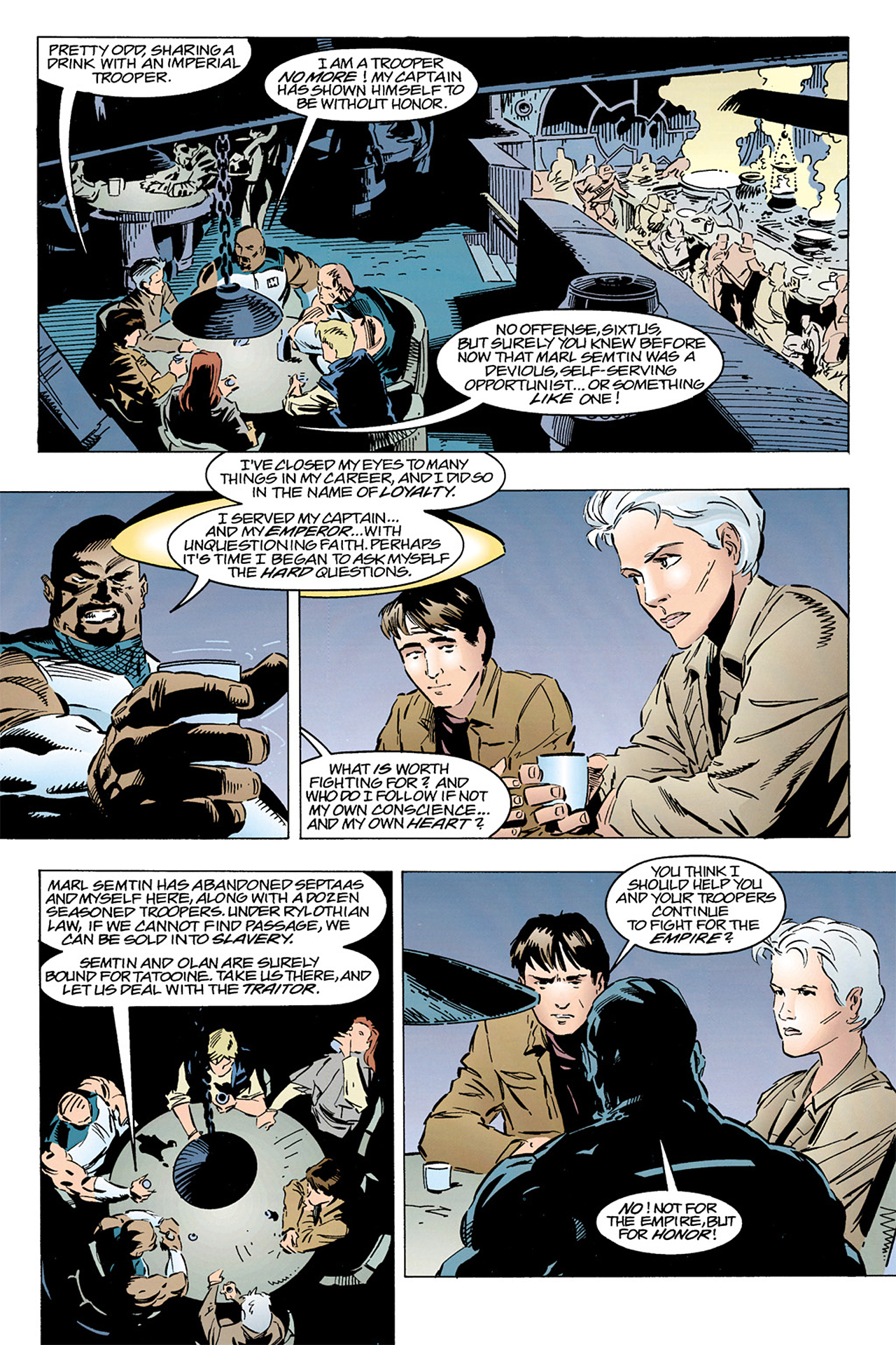 Read online Star Wars Omnibus comic -  Issue # Vol. 2 - 93