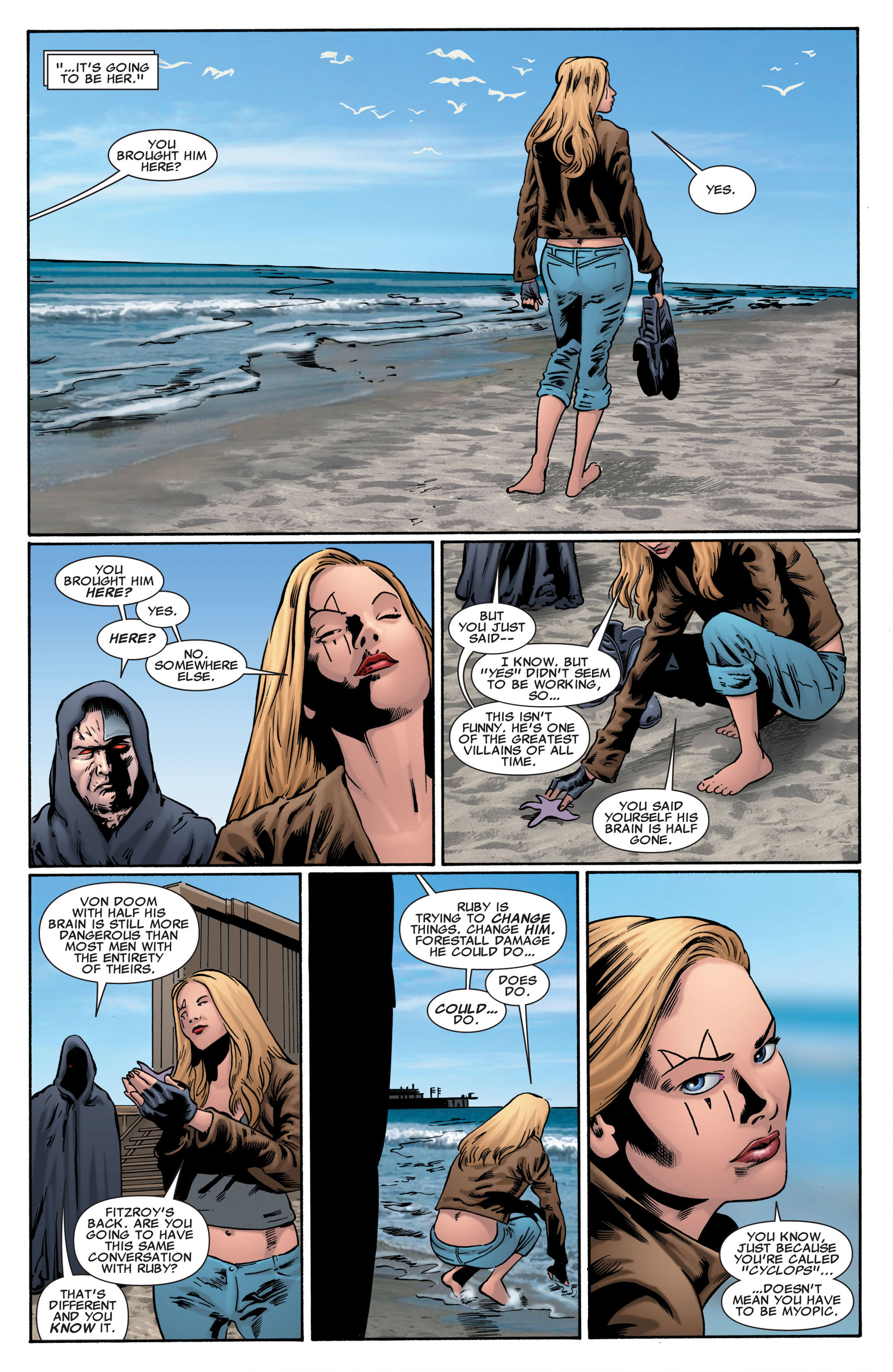 Read online X-Factor (2006) comic -  Issue #48 - 6