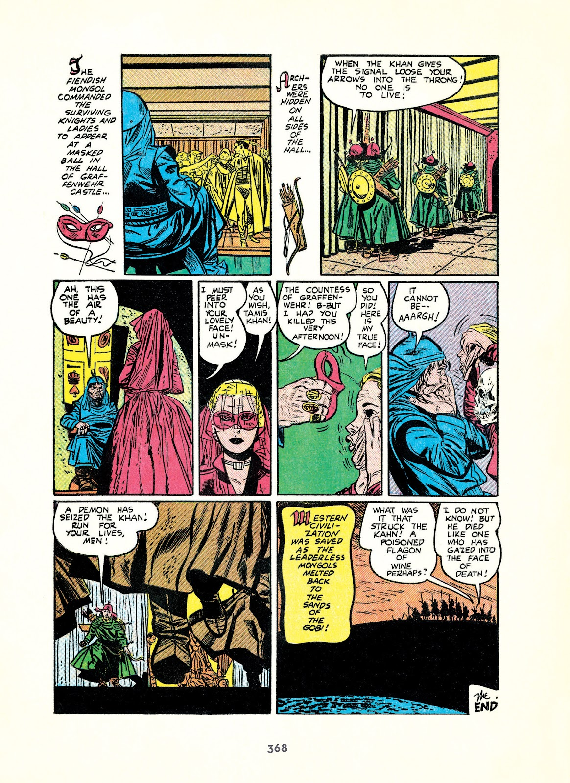 Read online Setting the Standard: Comics by Alex Toth 1952-1954 comic -  Issue # TPB (Part 4) - 69